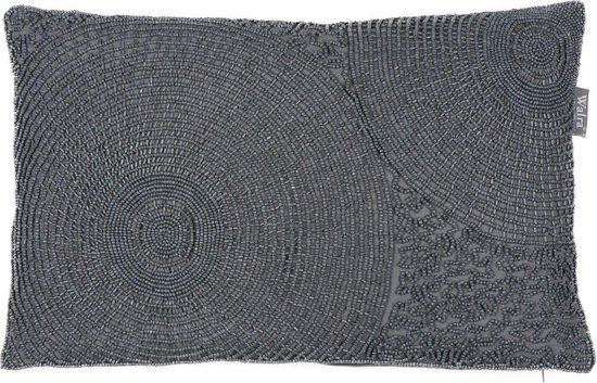 LOT - Walra sierkussen antraciet 30x50 cm