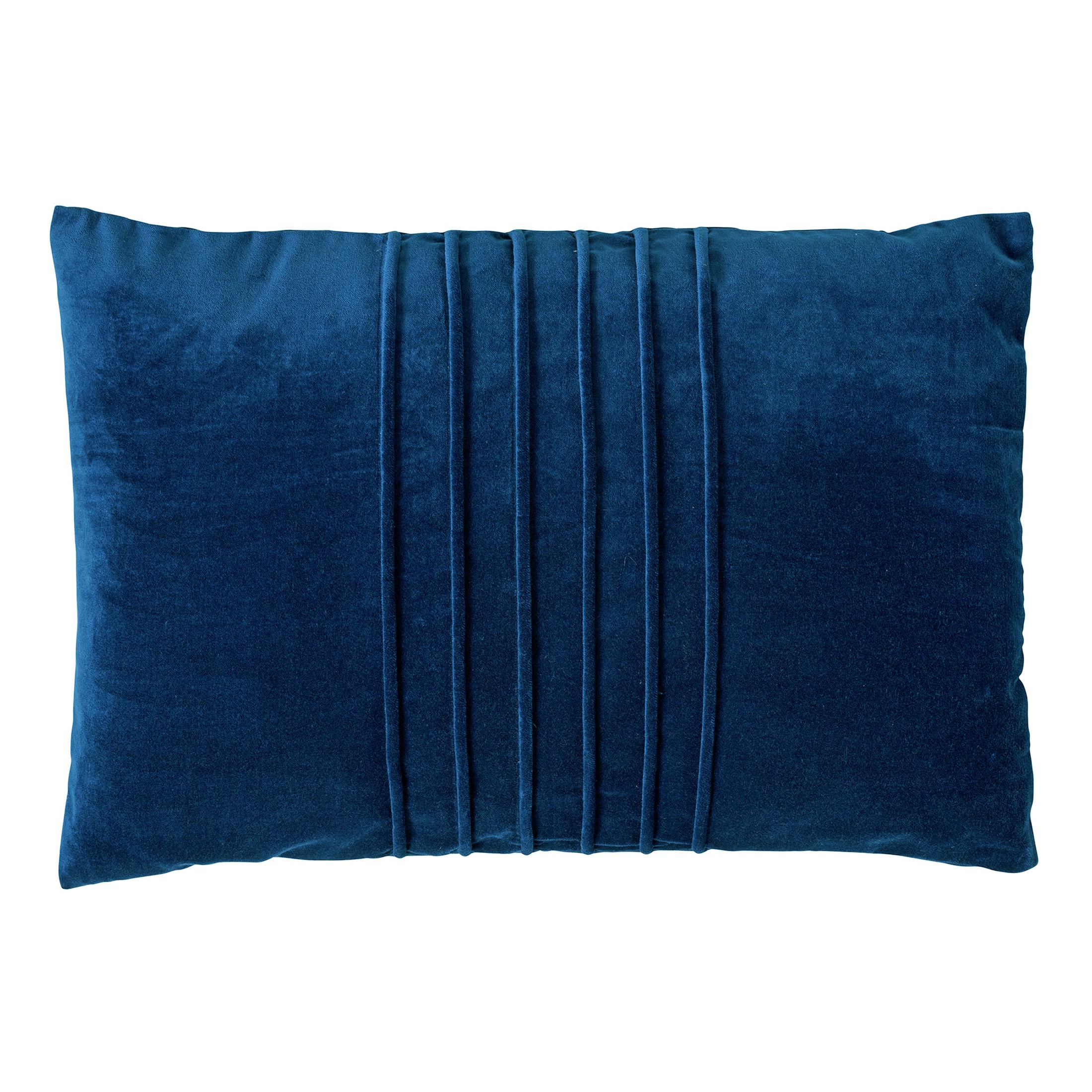 PAX - Kussenhoes velvet 40x60 cm Insignia Blue