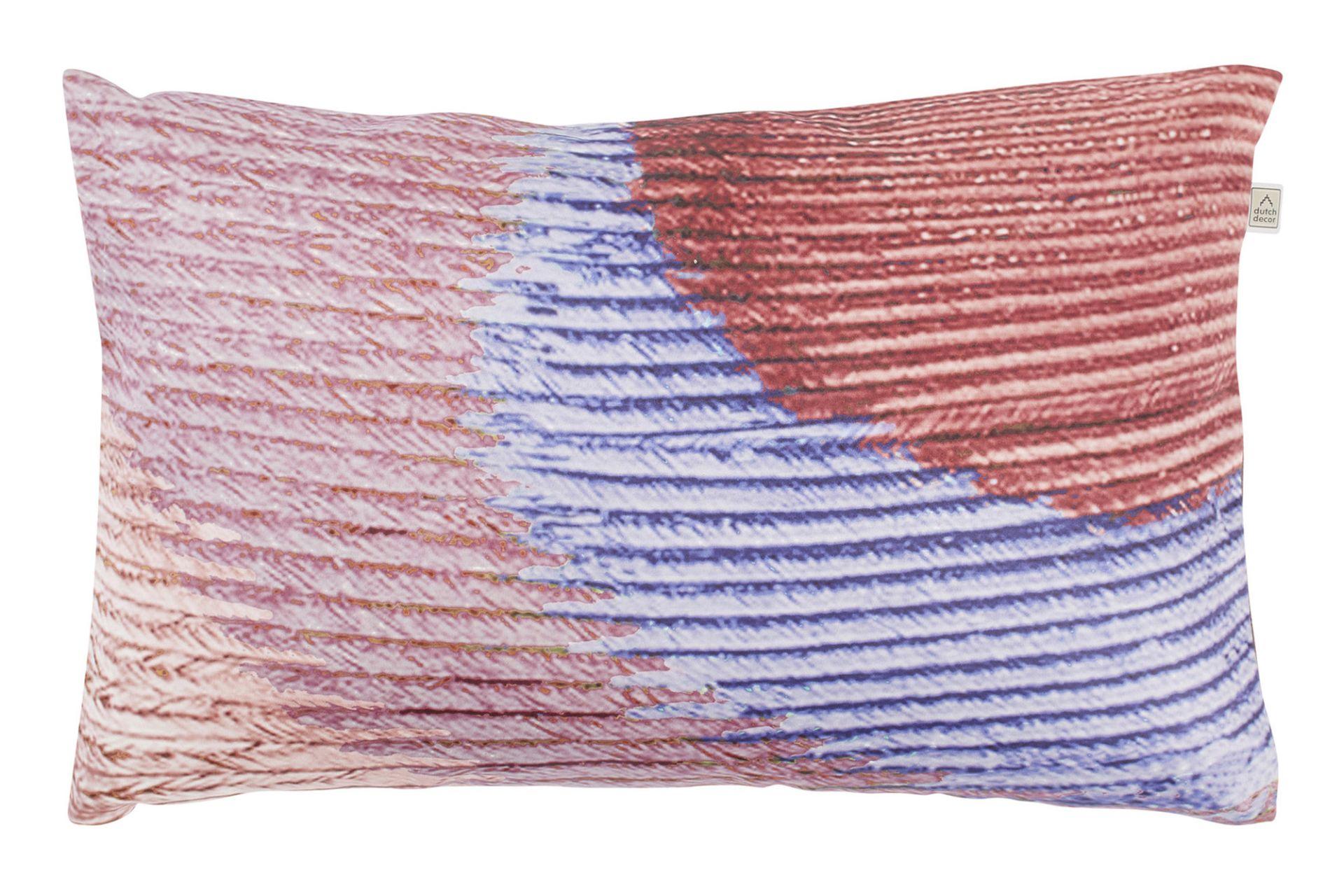 SORTA - Sierkussen pruim 30x50 cm