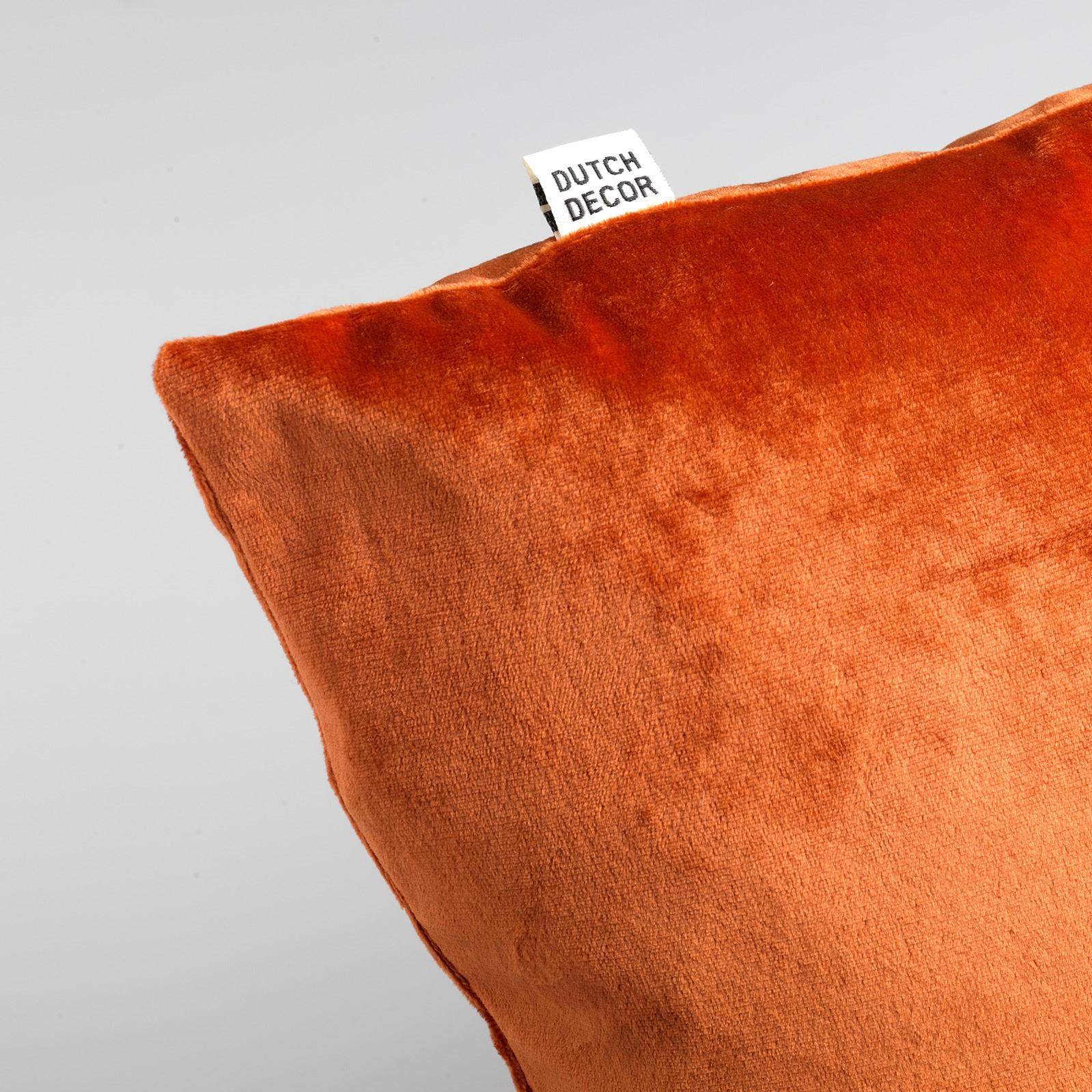 SKY - Sierkussen velvet Potters Clay 45x45 cm