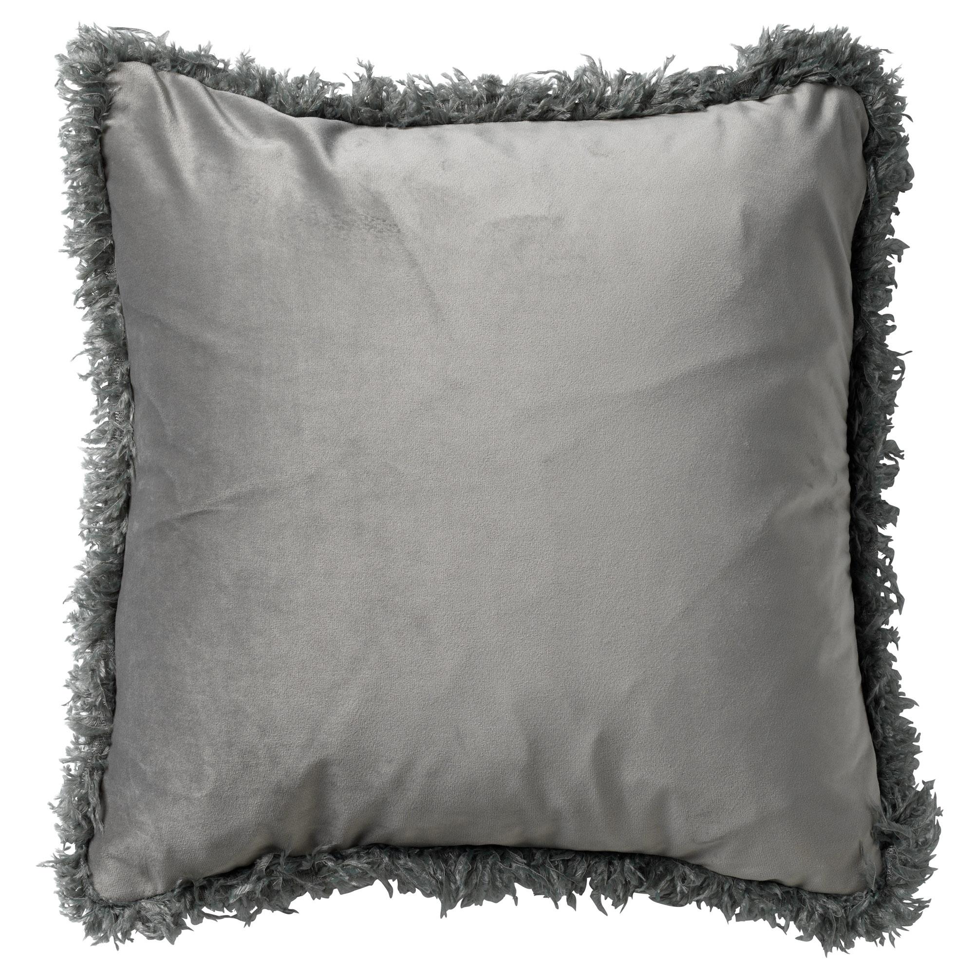 SAARA - Sierkussen velvet Jadeite 45x45 cm