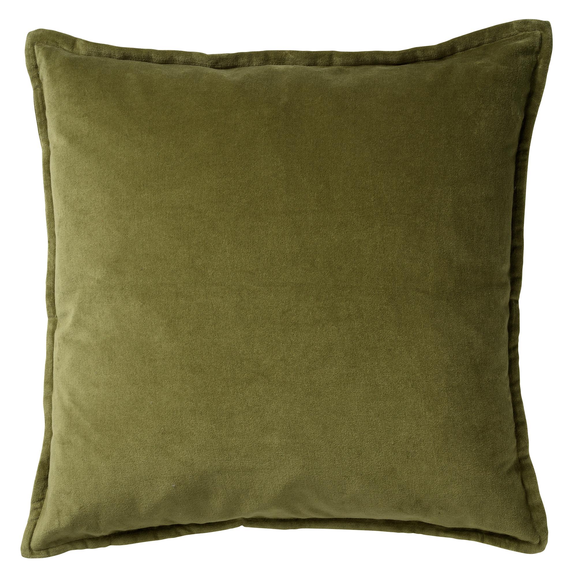 CAITH - Kussenhoes velvet Calliste Green 50x50 cm
