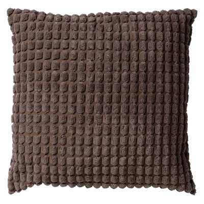 Kussen Rome 45x45 cm taupe