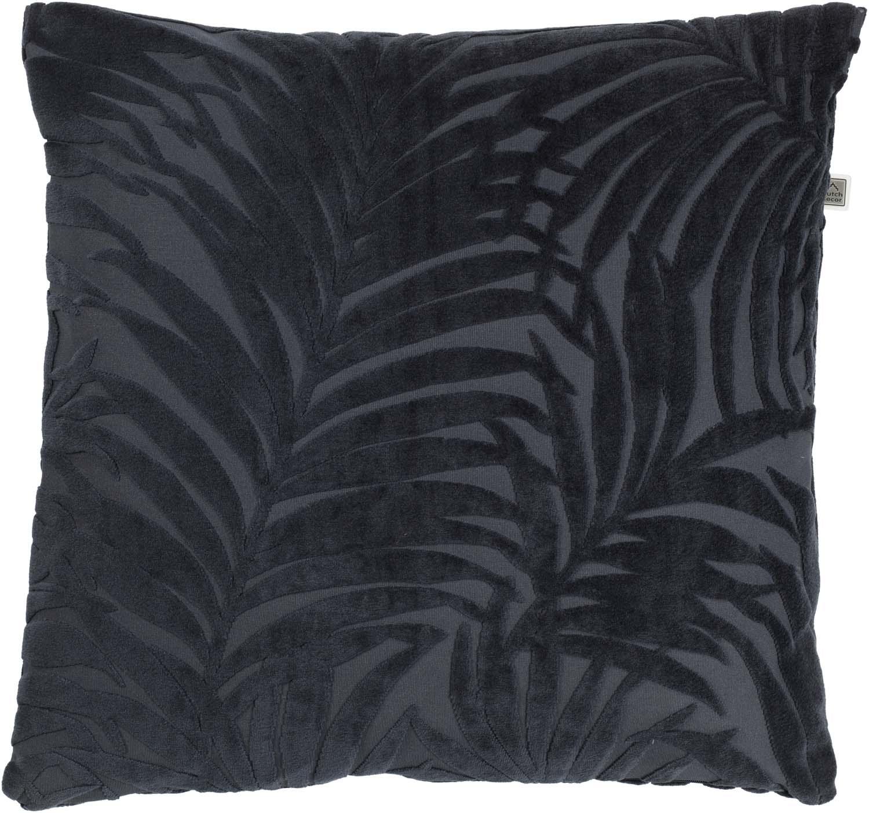 FRITS - Sierkussen donkerblauw 70x70 cm
