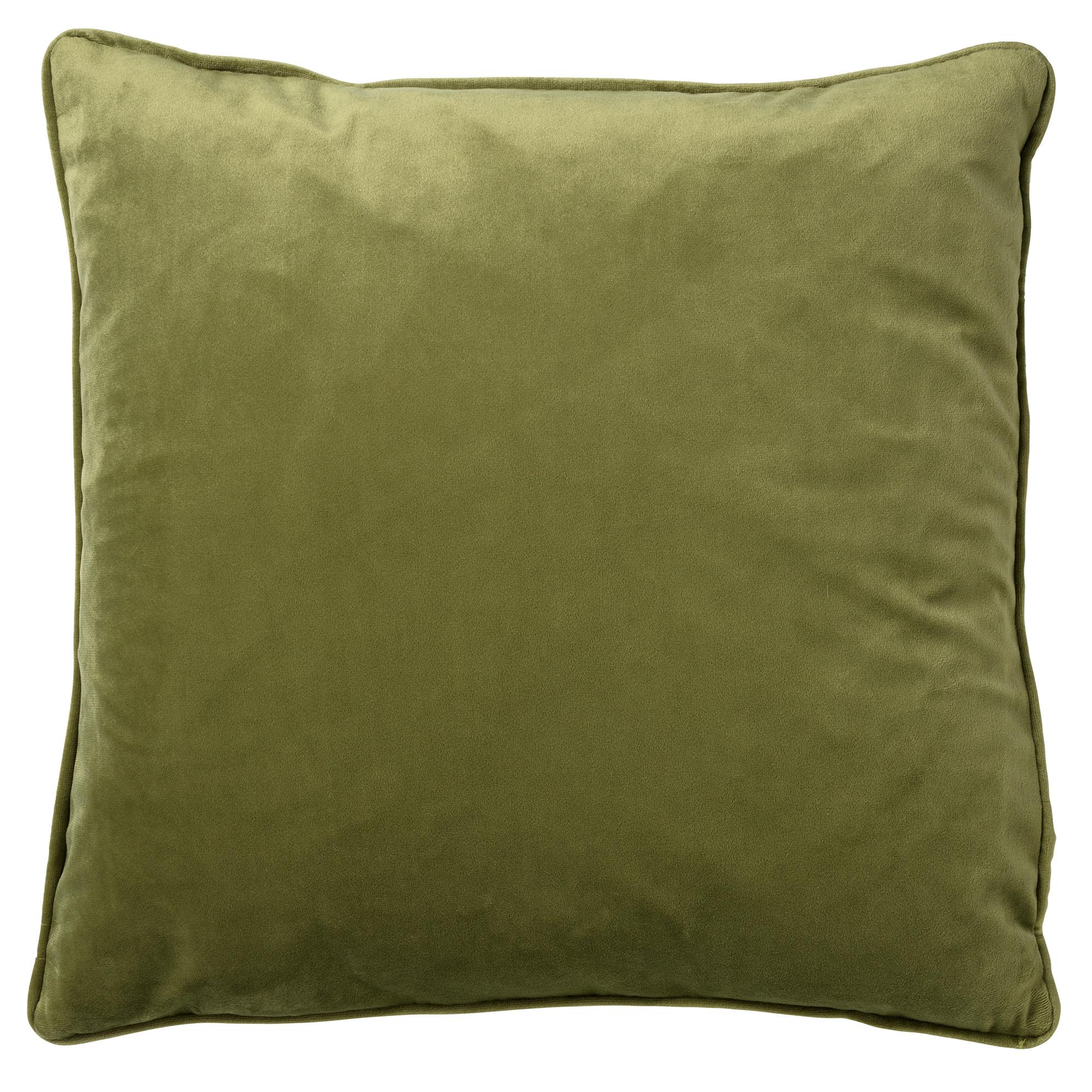 FINN - Kussenhoes velvet Calliste Green 45x45 cm