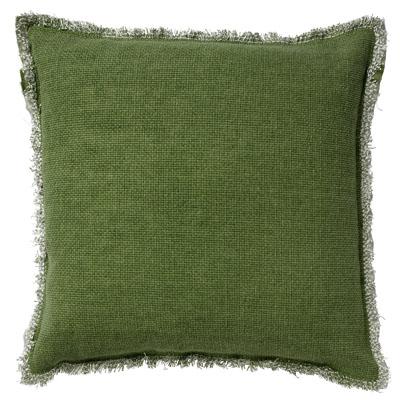 BURTO - Sierkussen van katoen Calliste Green 60x60 cm