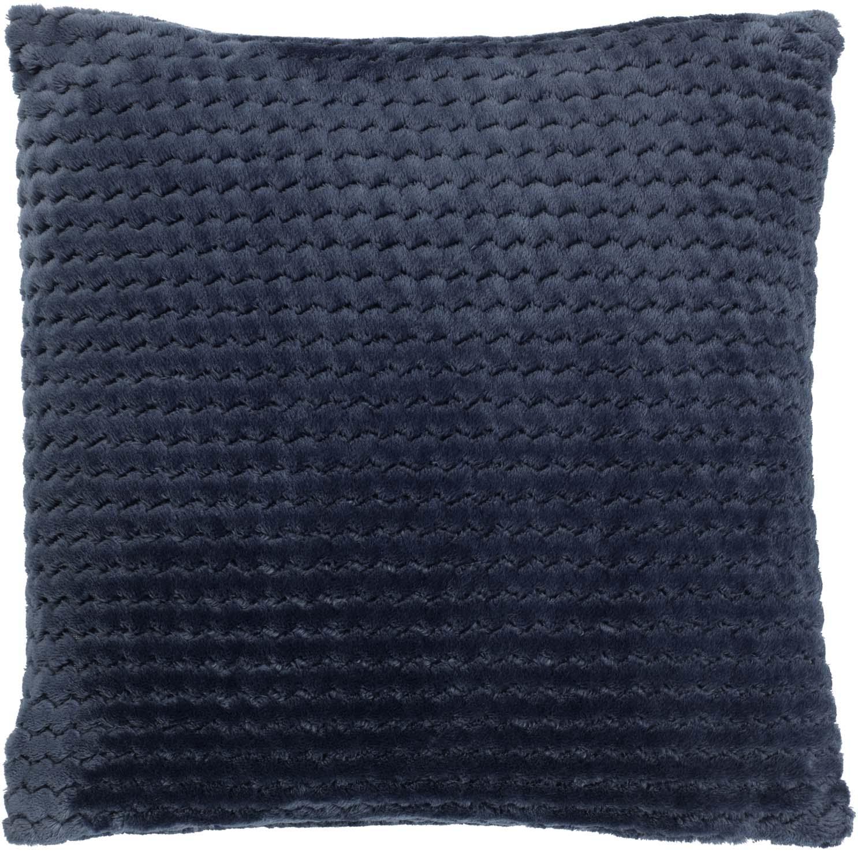MARA - Sierkussen blauw 45x45 cm