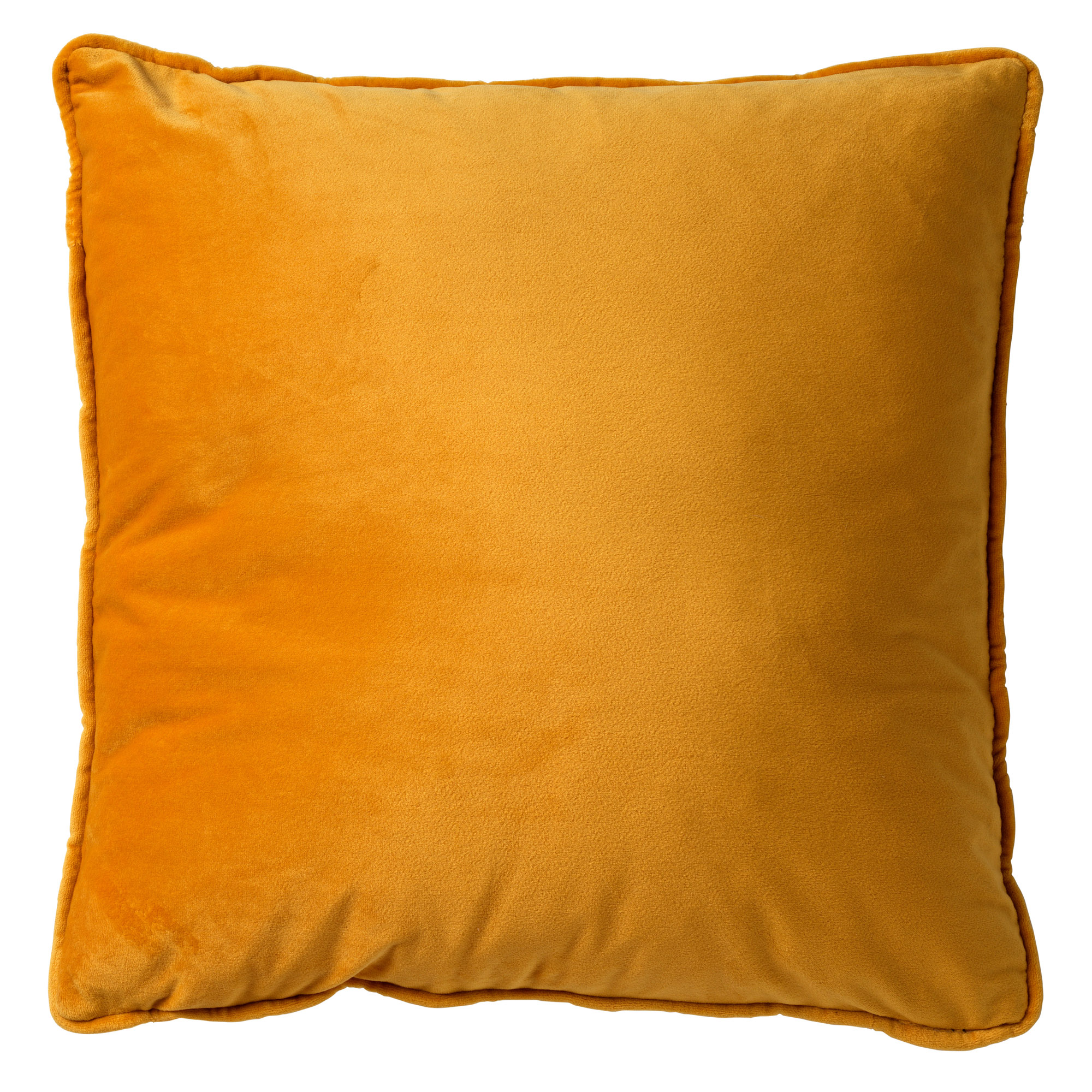 FINN - Sierkussen velvet Golden Glow 45x45 cm