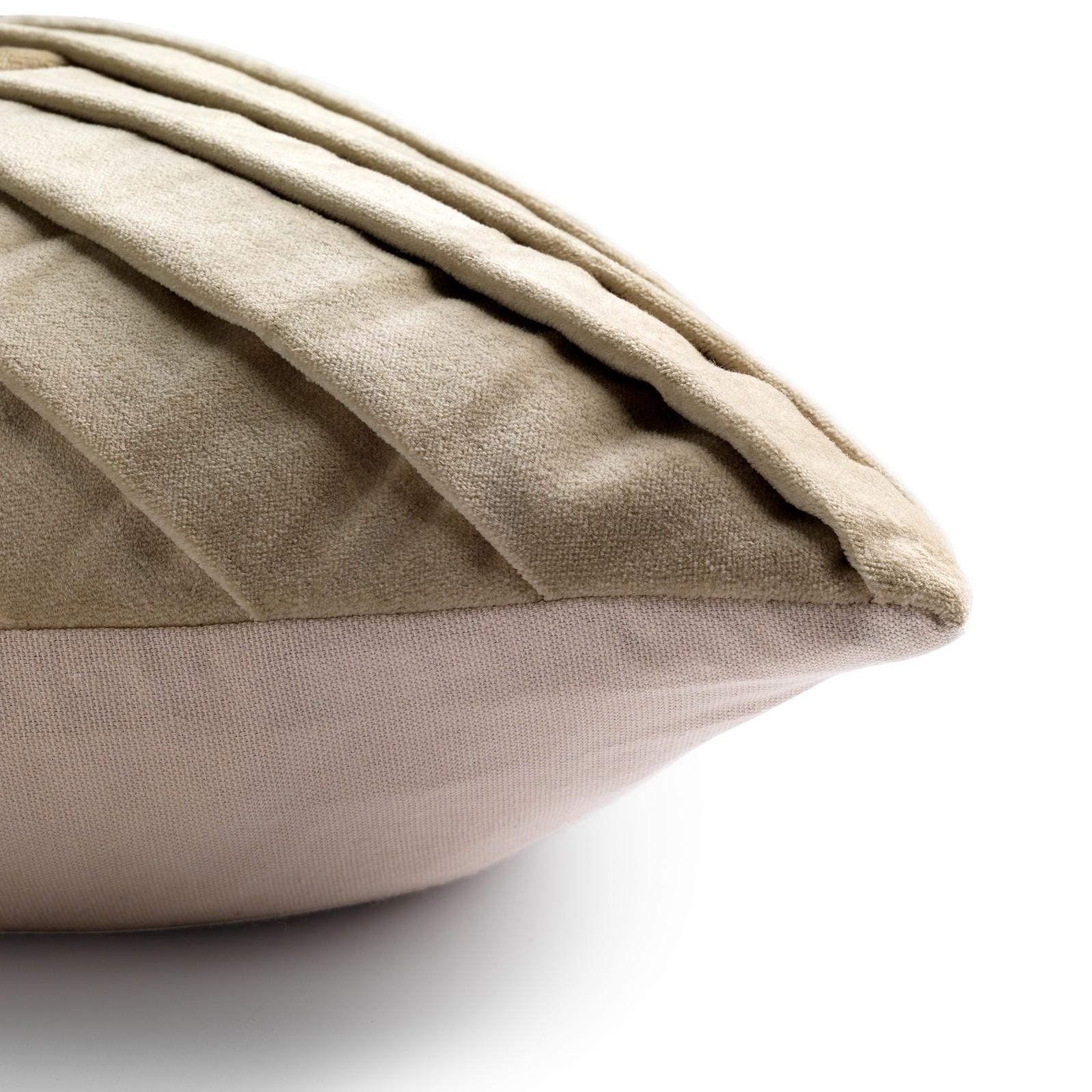FEMM - Sierkussen velvet Pumice Stone 30x50 cm