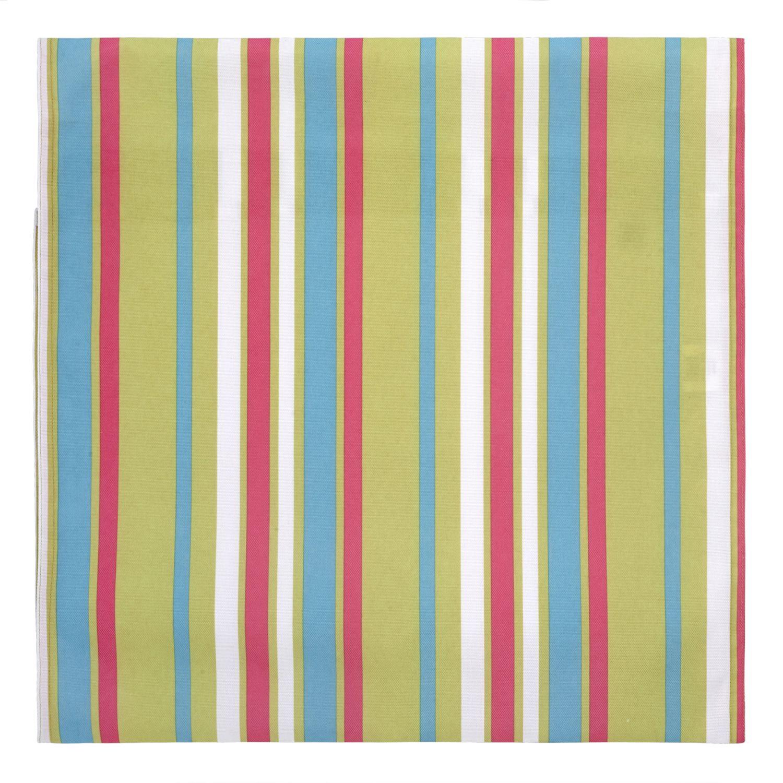 Tafelloper Sunny 45x150 cm streep kleur Outdoor collectie