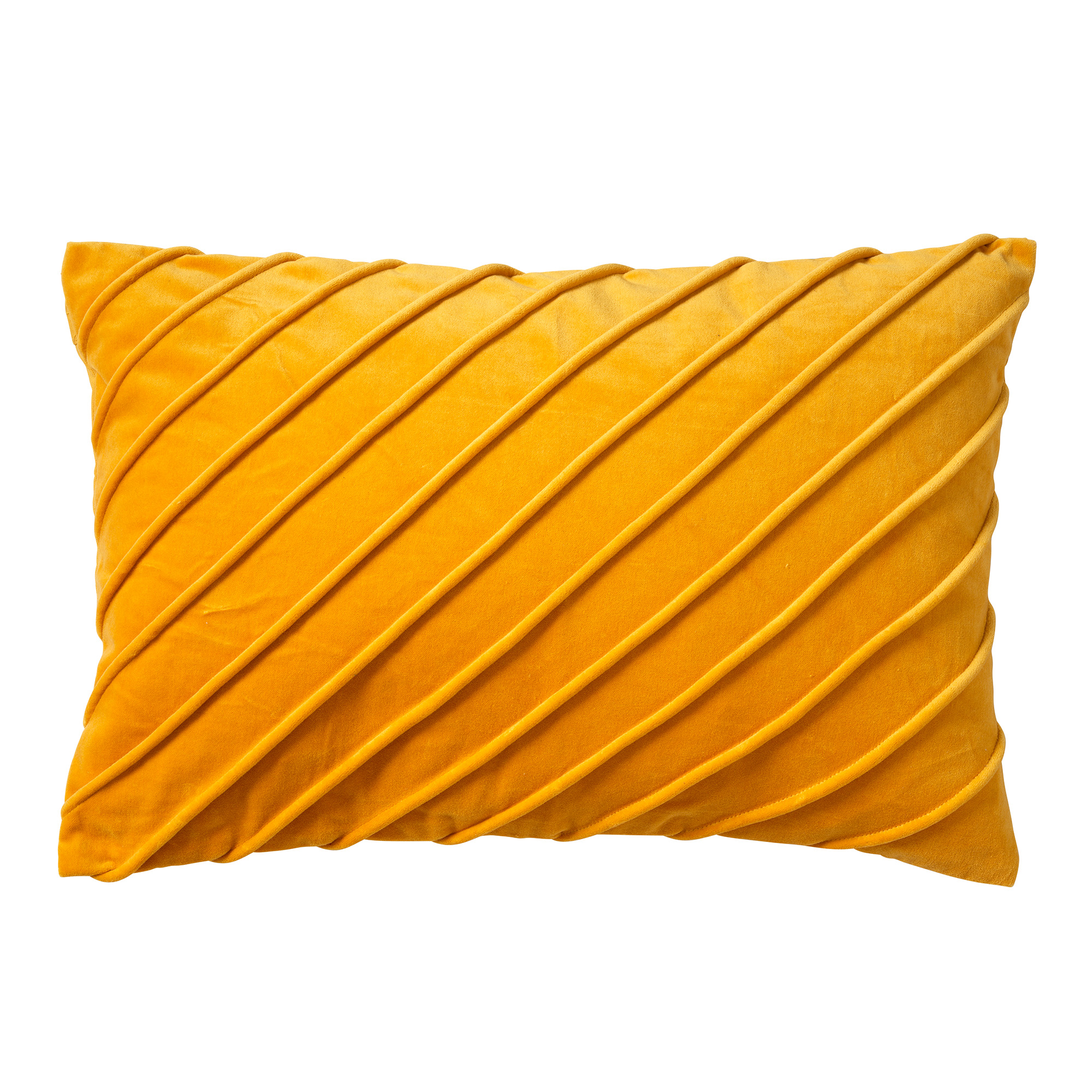 PACO - Sierkussen velvet 40x60 cm Golden Glow