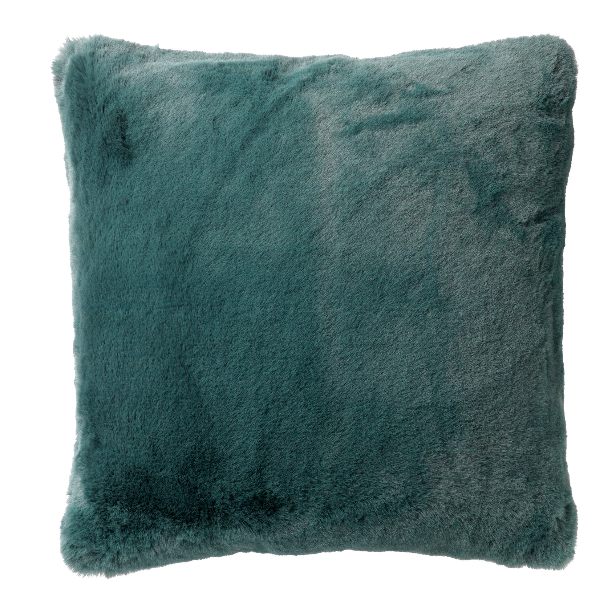 ZAYA - Sierkussen unikleur Sagebrush Green 45x45 cm
