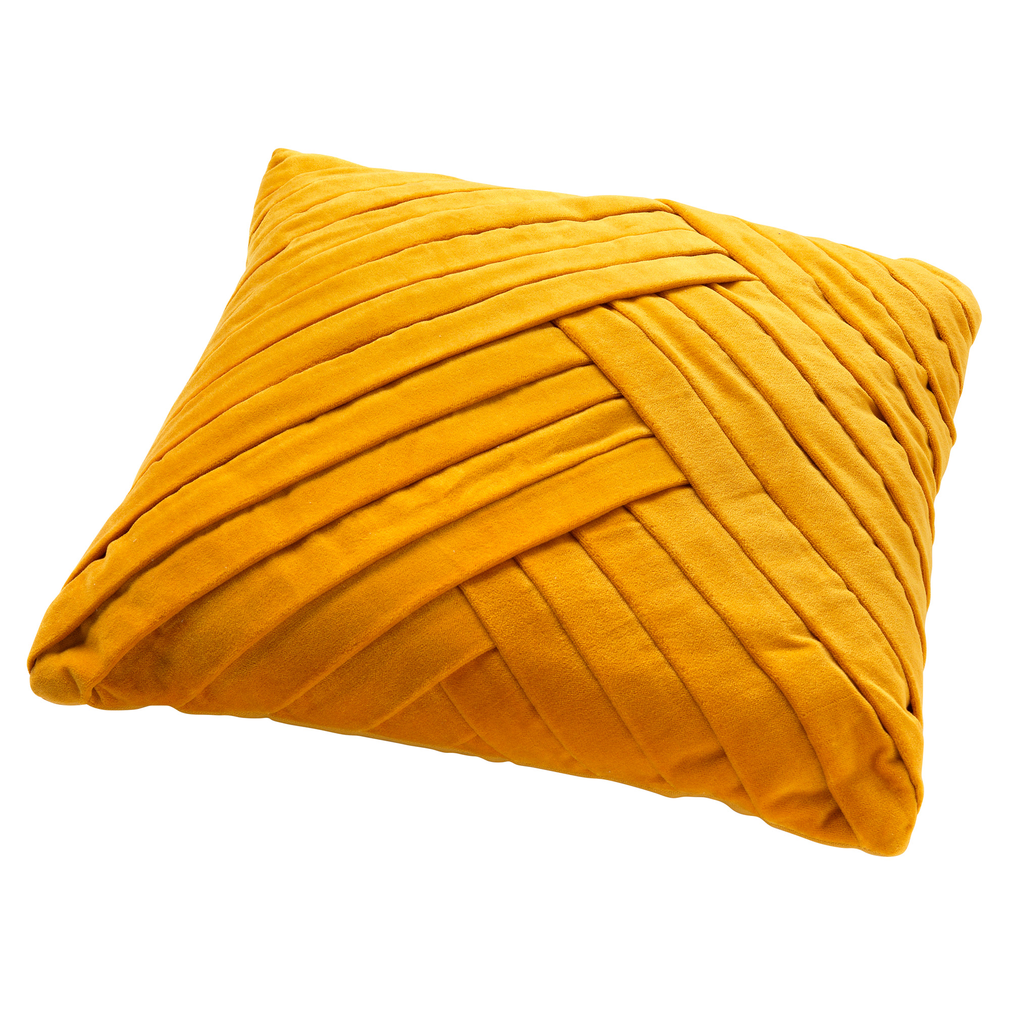 GIDI - Sierkussen velvet Golden Glow 45x45 cm