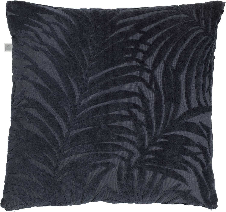 FRITS - Sierkussen donkerblauw 45x45 cm