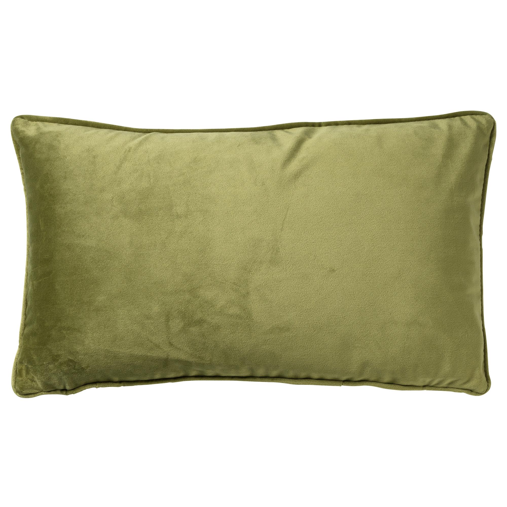FINN - Sierkussen velvet Calliste Green 30x50 cm