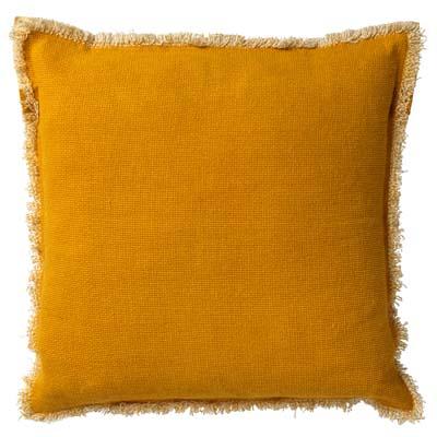 BURTO - Sierkussen van katoen Golden Glow 60x60 cm