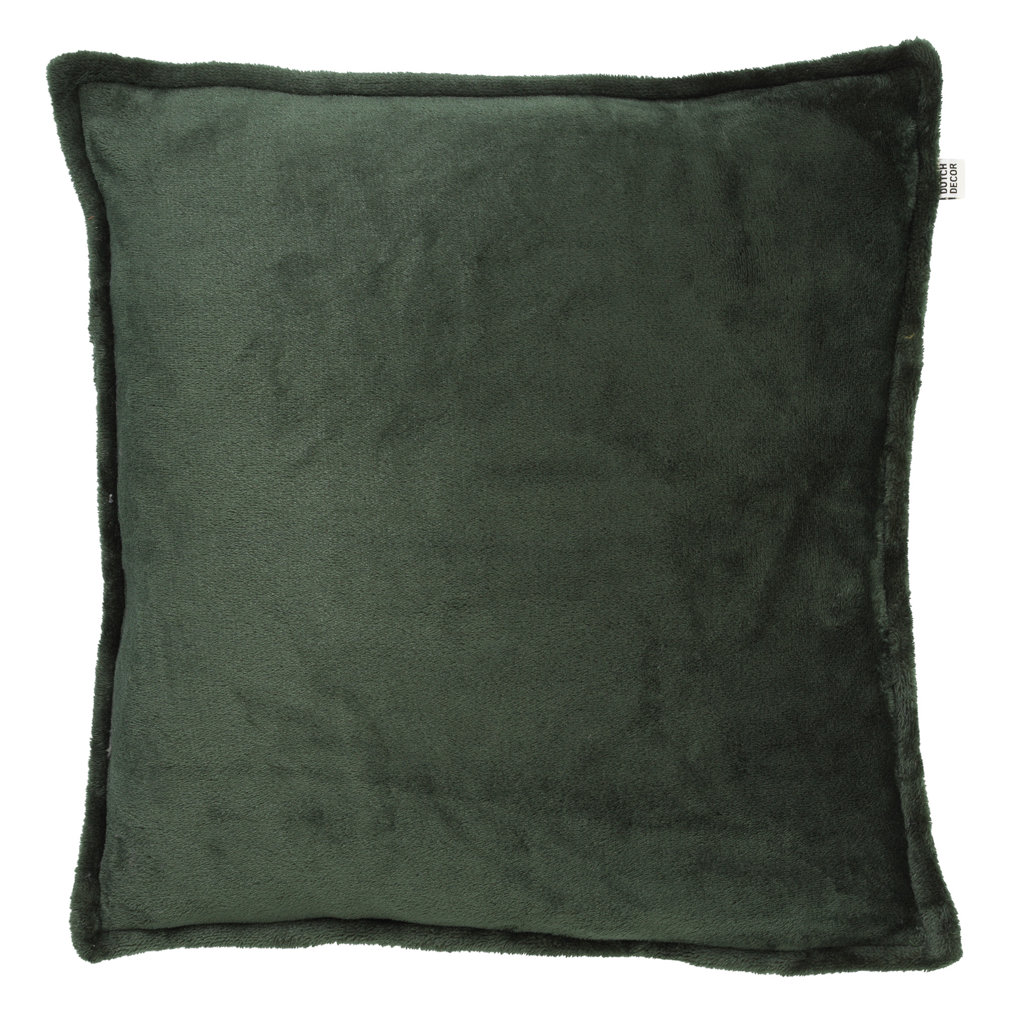 CILLY - Sierkussen van fleece Mountain View 45x45 cm