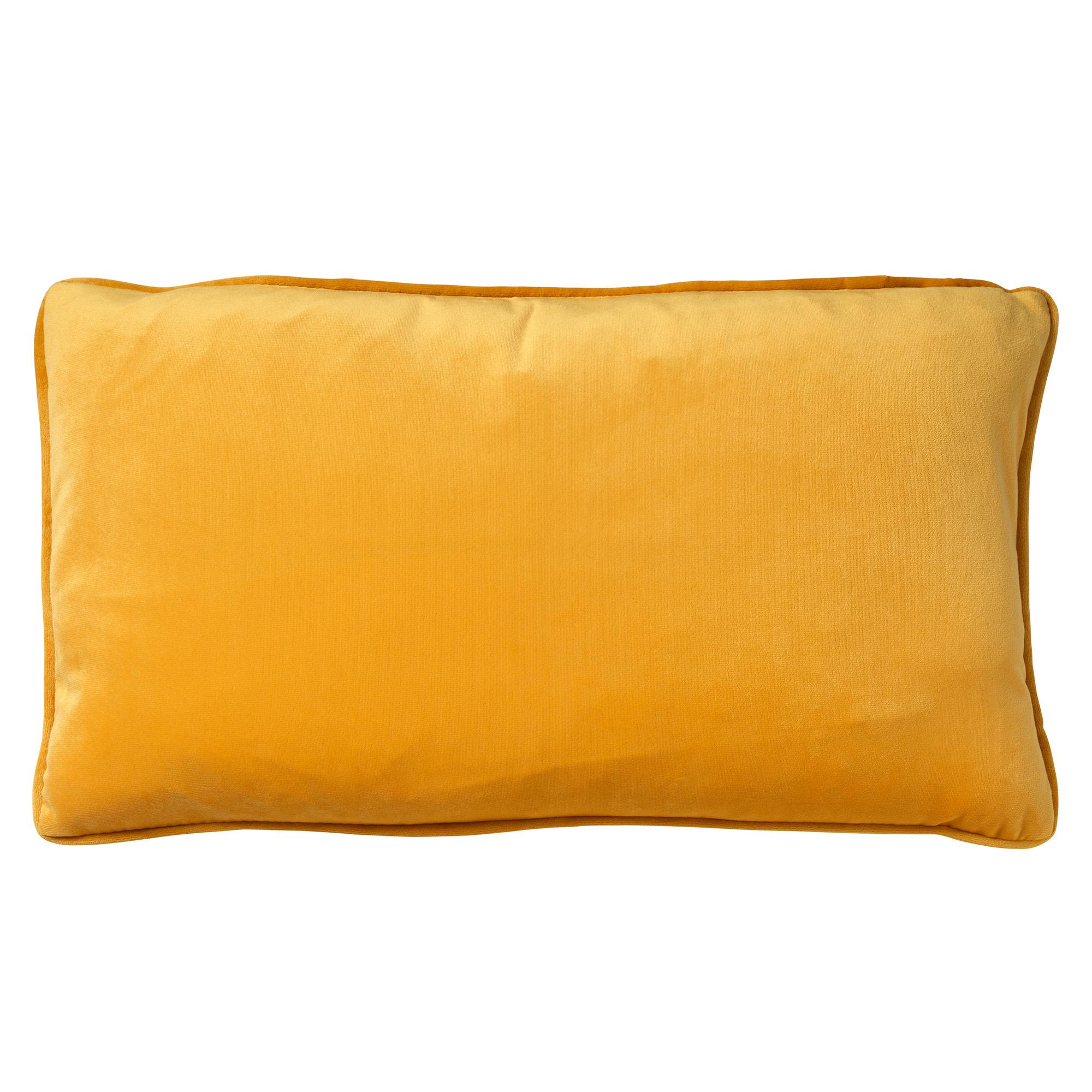 FINN - Sierkussen velvet Golden Glow 30x50 cm