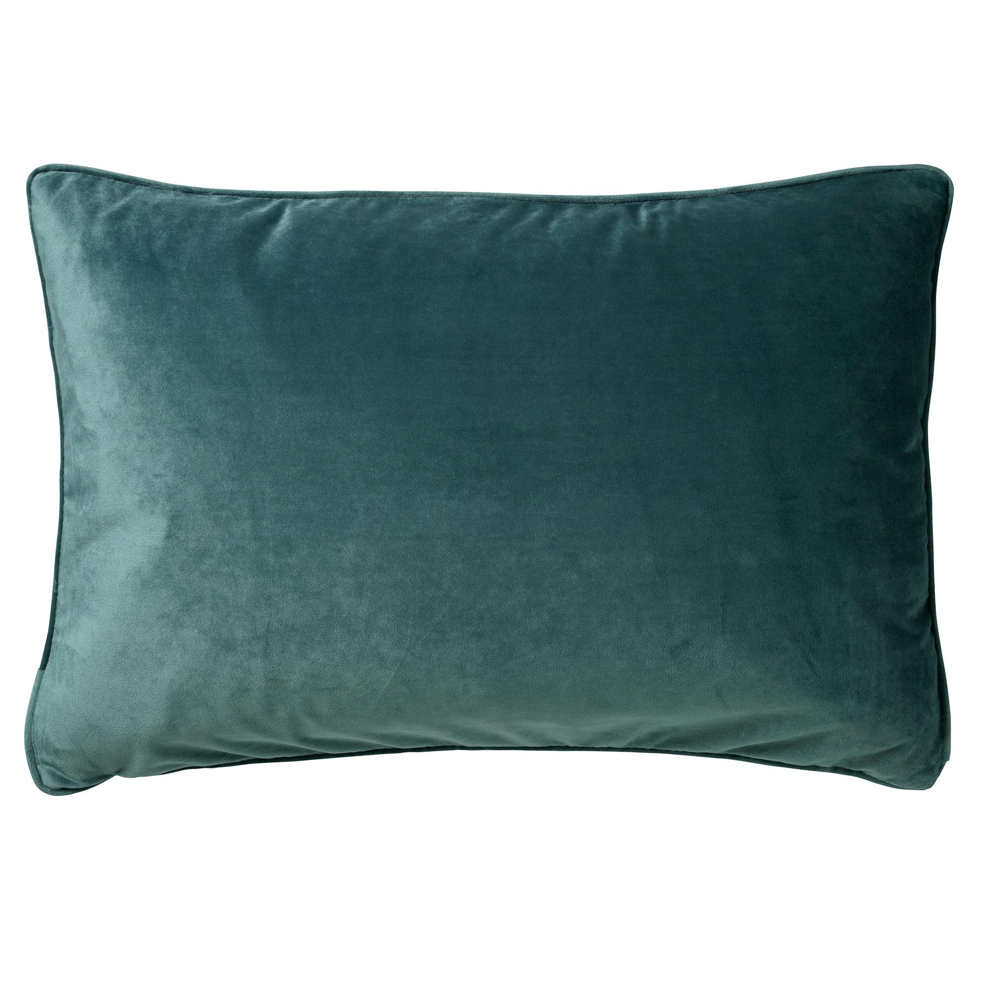 FINN - Sierkussen velvet Sagebrush Green 40x60 cm