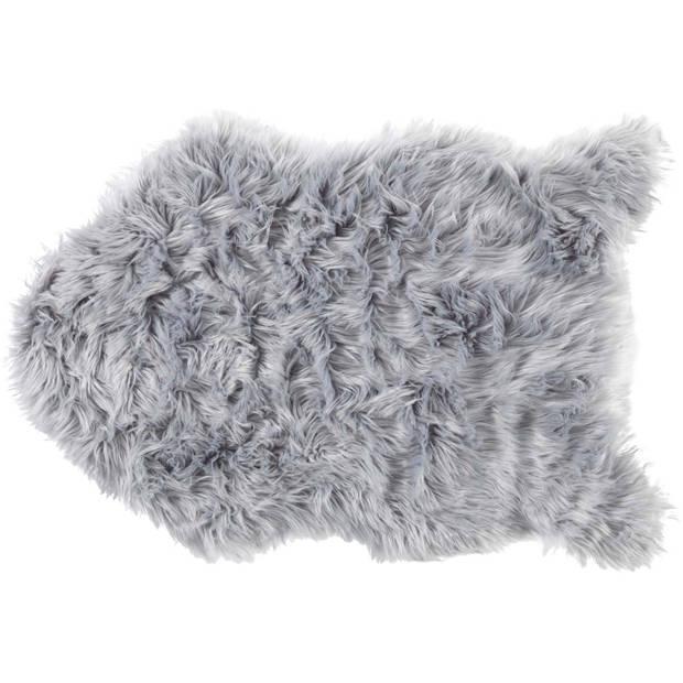 Vloermat Sheep 60x90 cm Lichtgrijs