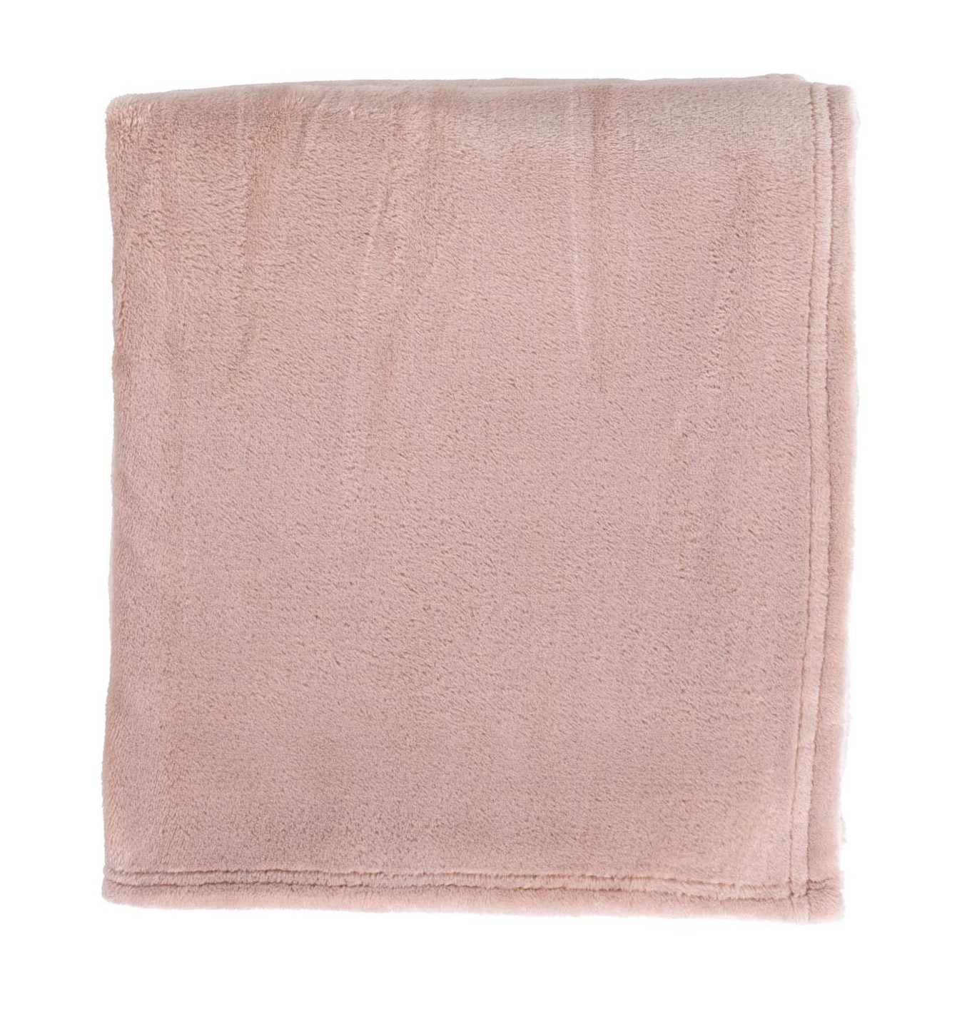 FLANEL - Plaid nude 150x200 cm