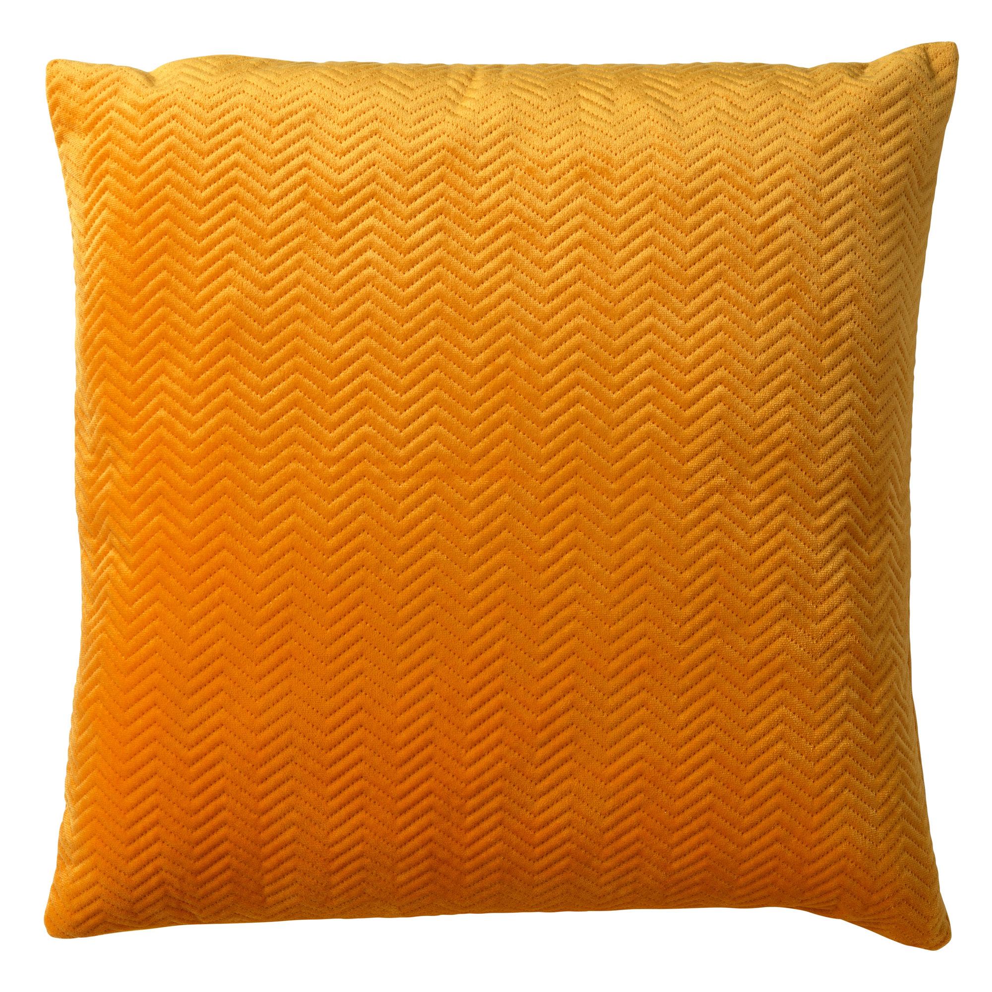 DIAZ - Sierkussen velvet Golden Glow 45x45 cm