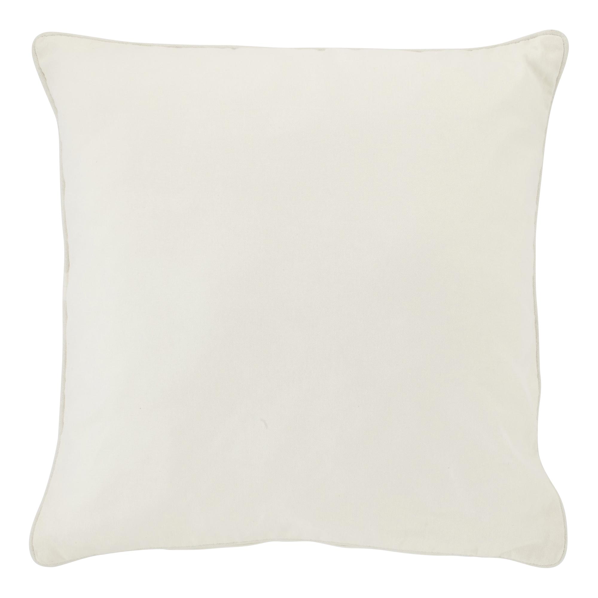 JAVA - Kussenhoes wit 70x70 cm