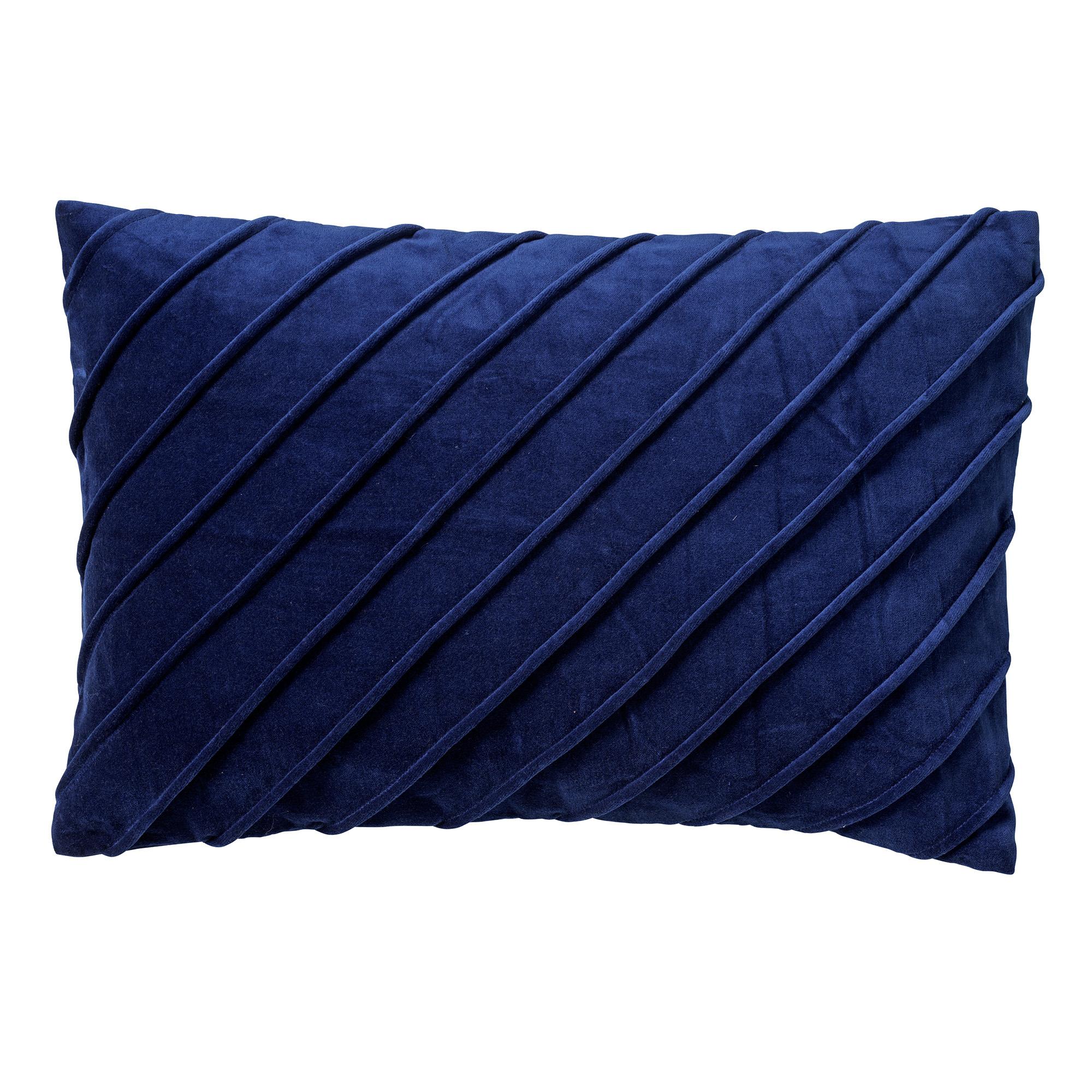 PACO - Sierkussen velvet 40x60 cm Insignia Blue