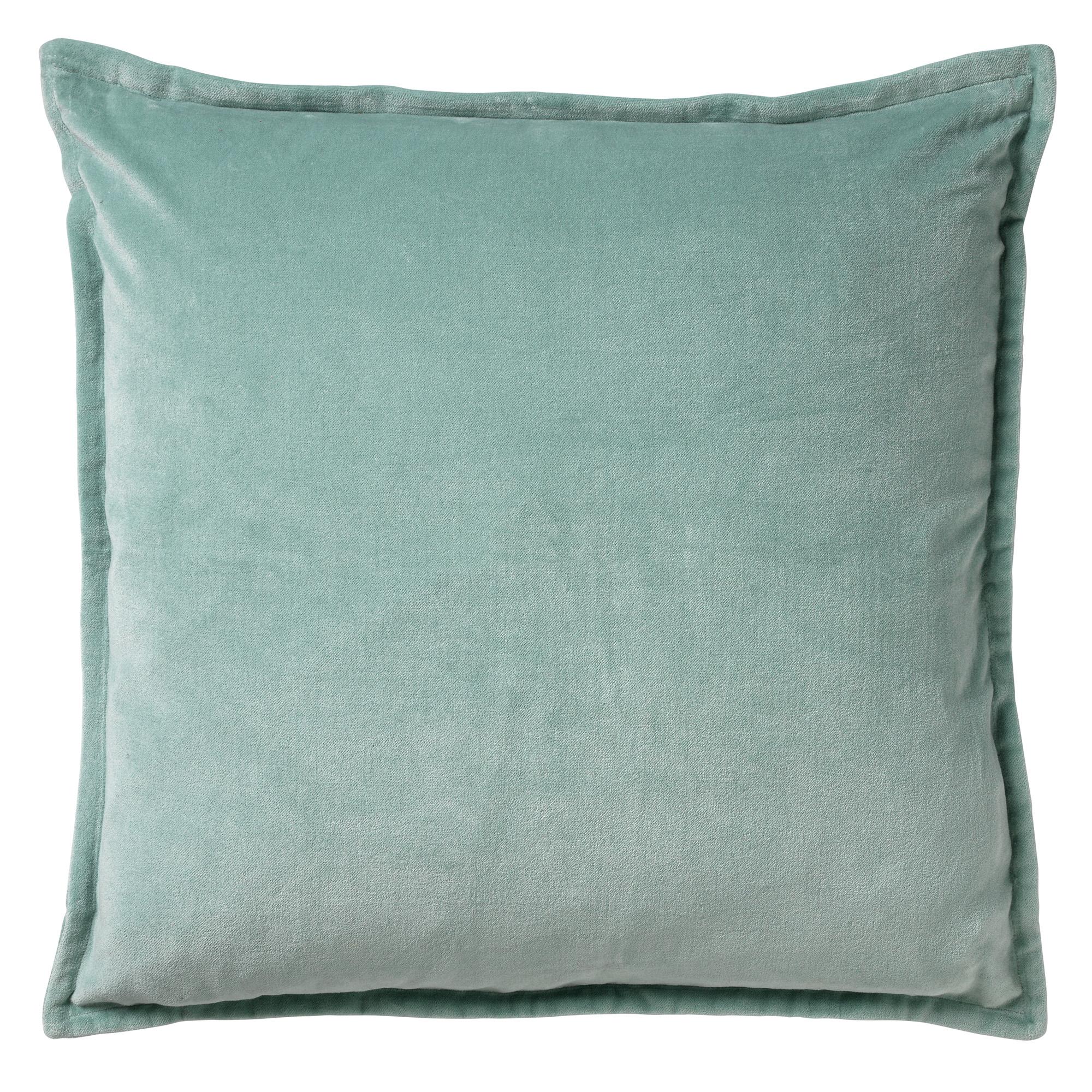 CAITH - Kussenhoes velvet Jadeite 50x50 cm