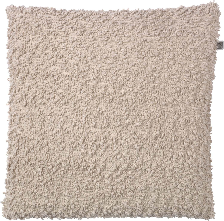 CILLA - Sierkussen zand 45x45 cm