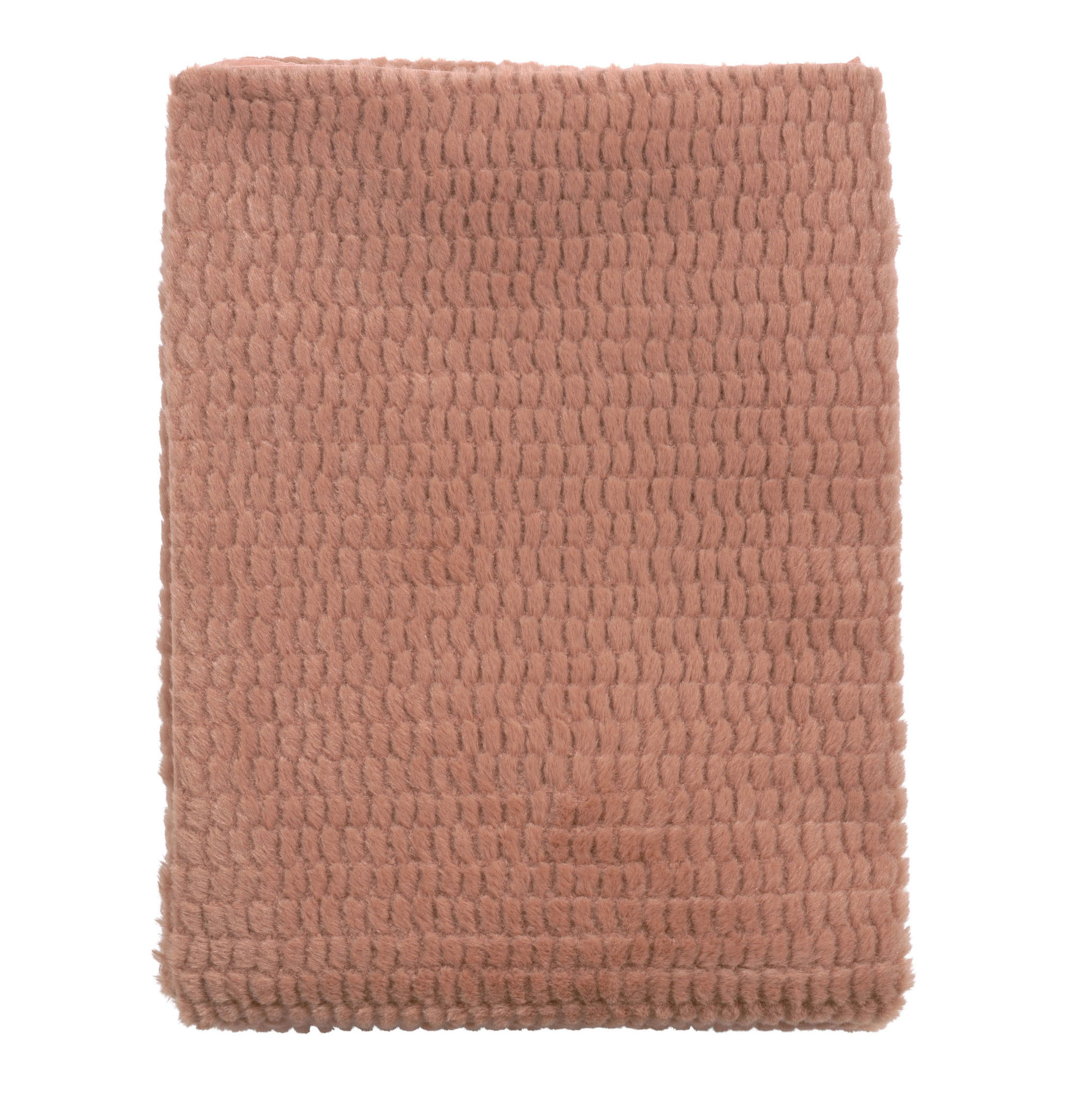 TIMY - Plaid koper 130x180 cm