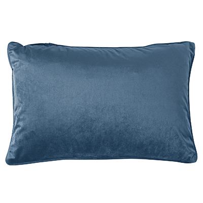 FINN - Sierkussen velvet Insignia Blue 40x60 cm