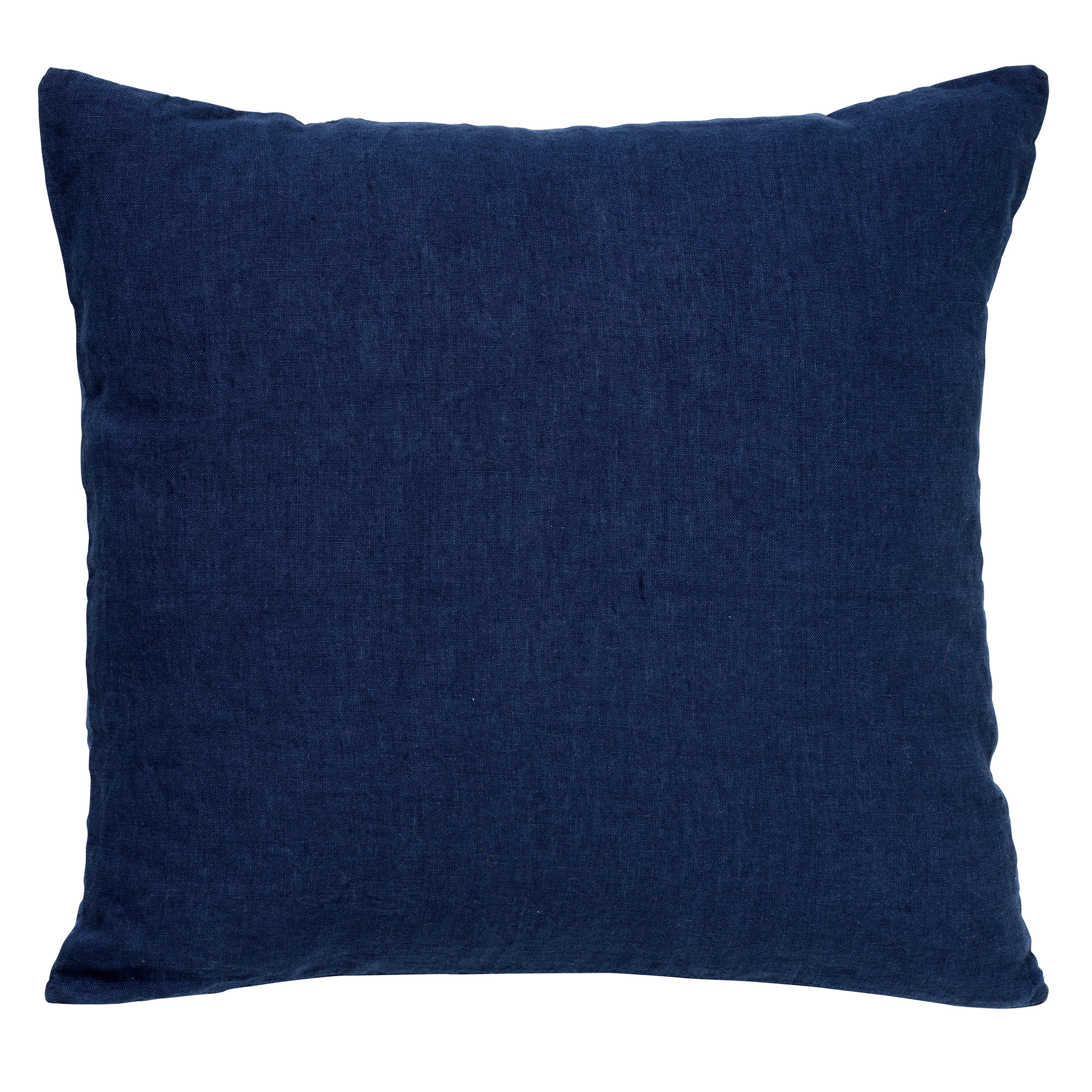 LINN - Sierkussen linnen Insignia Blue 45x45 cm