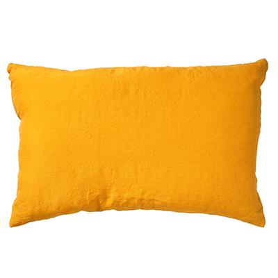 LINN - Sierkussen linnen Golden Glow 40x60 cm