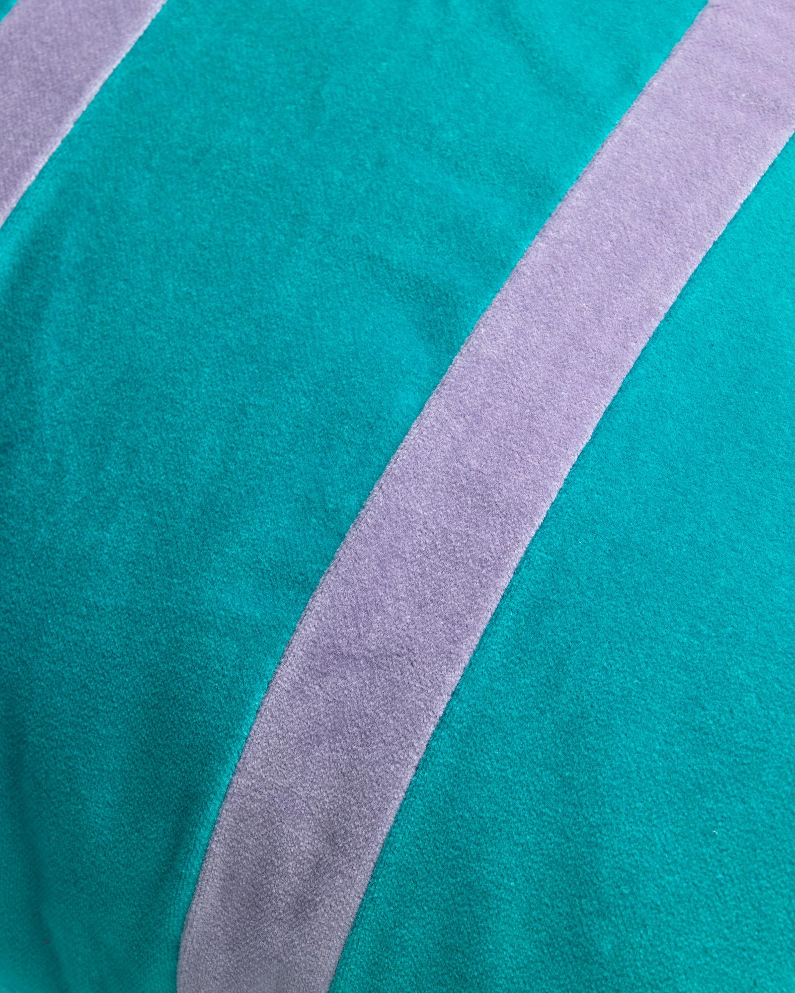 PEMM - Sierkussen velvet Aquarelle 45x45 cm