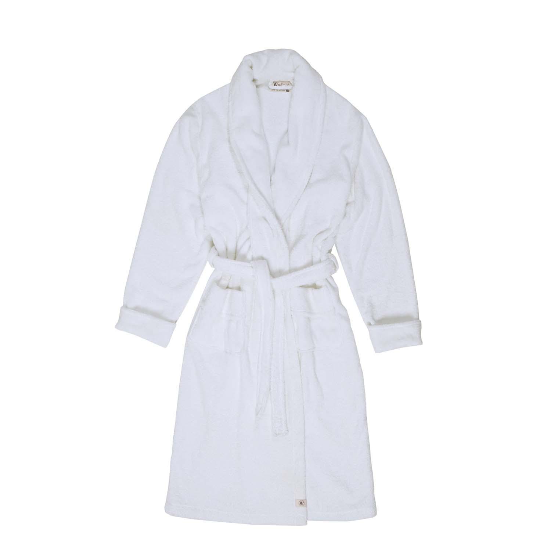 Badjas Walra Home Robe S/M wit