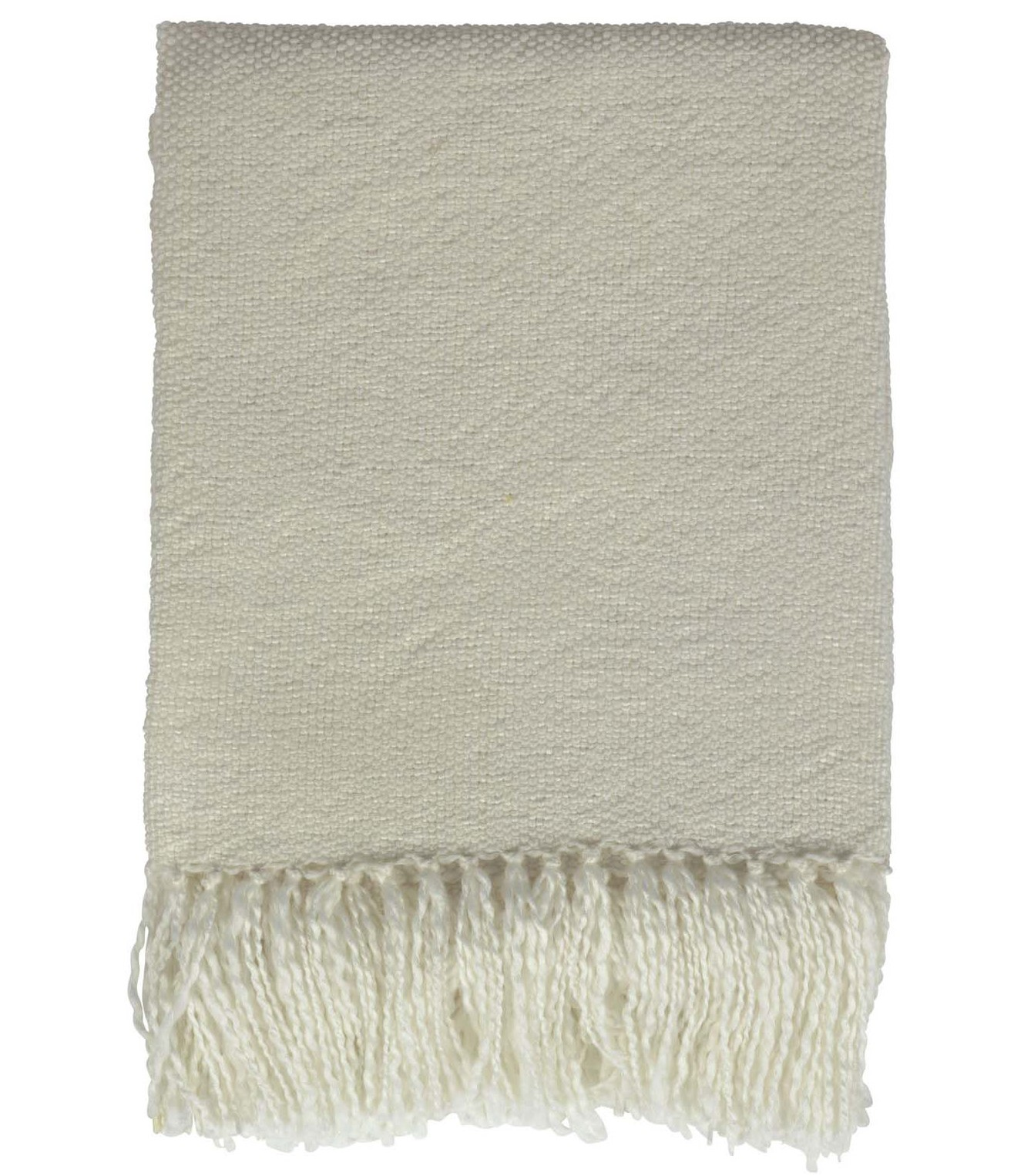 MINDY - Plaid ivoor 130x180 cm