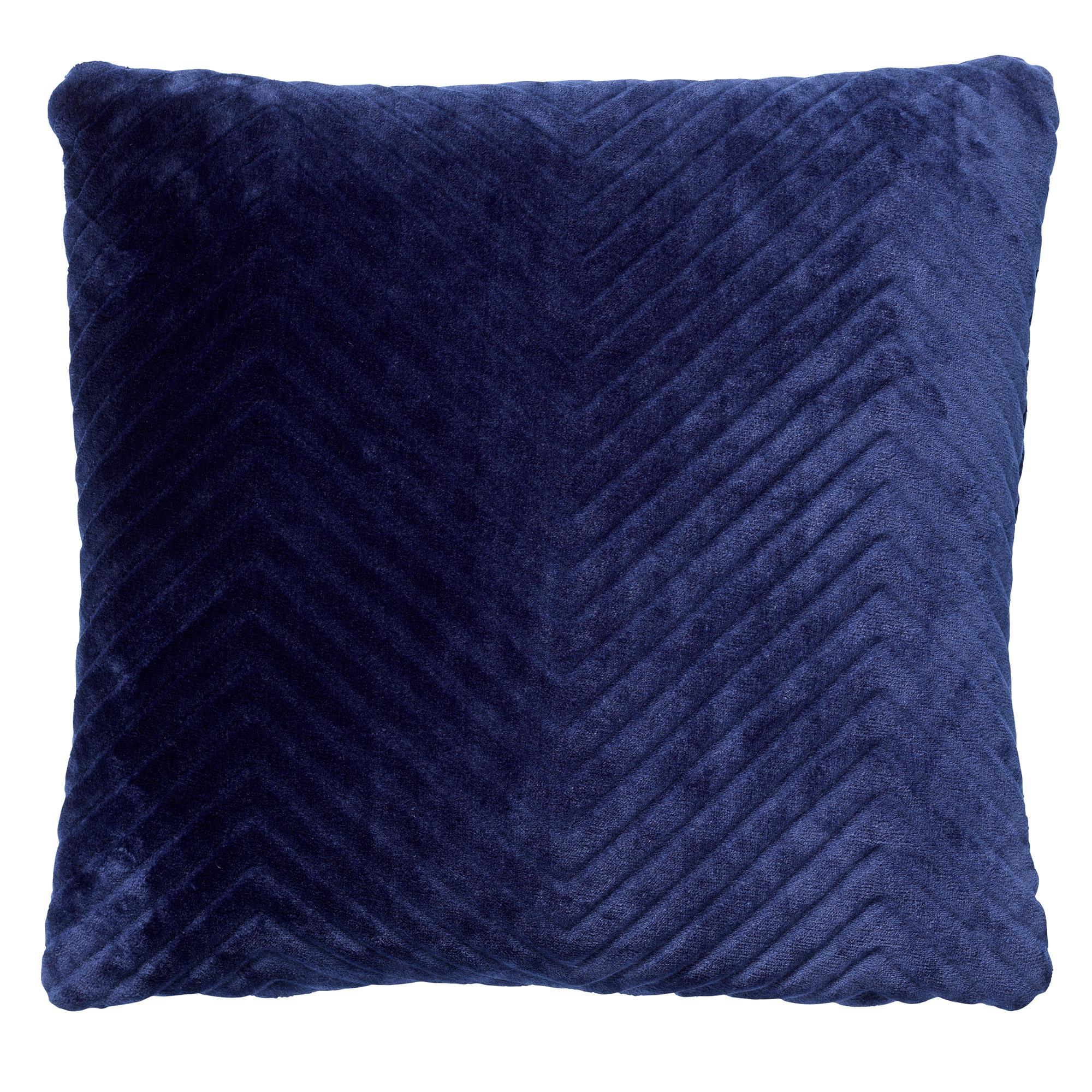 ZICO - Kussenhoes met patroon 45x45 cm Insignia Blue