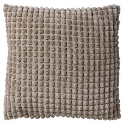 ROME - Kussenhoes uni zand 45x45 cm