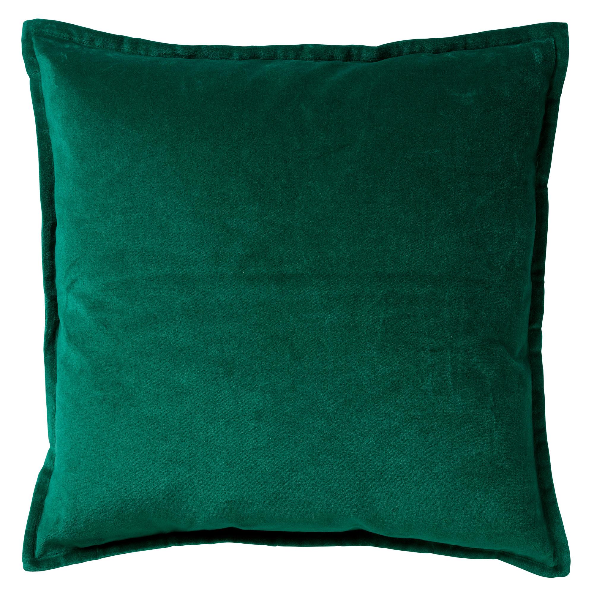 CAITH - Sierkussen velvet Galapagos Green 50x50 cm