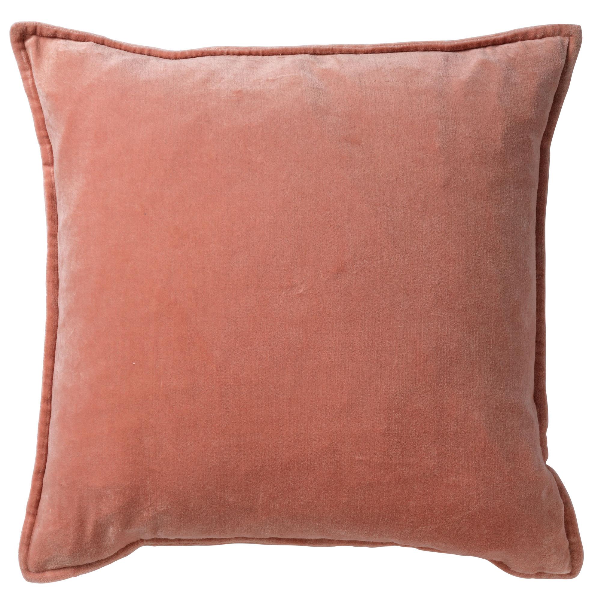CAITH - Kussenhoes velvet Muted Clay 50x50 cm