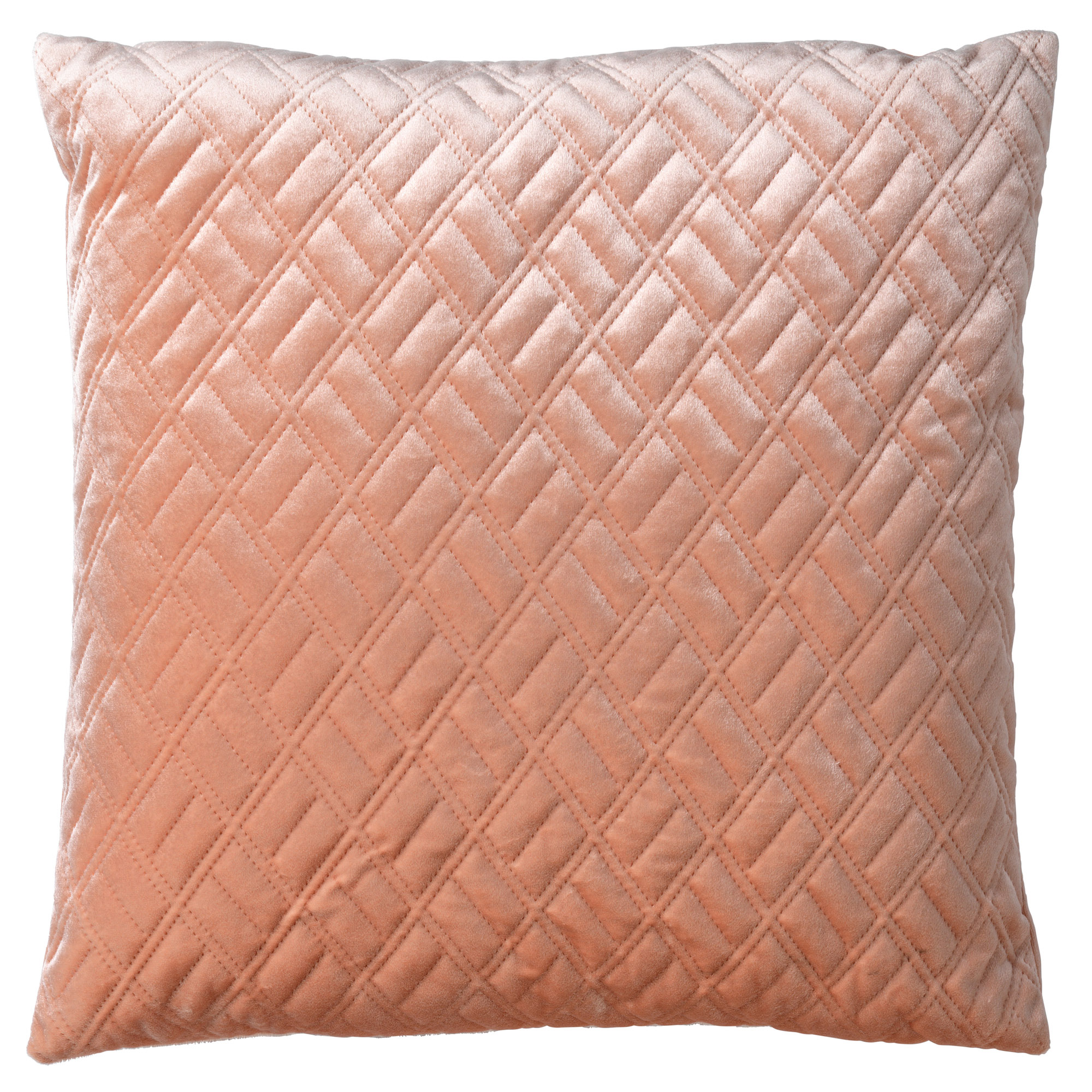 NOVA - Kussenhoes velvet Dusty Pink 45x45 cm