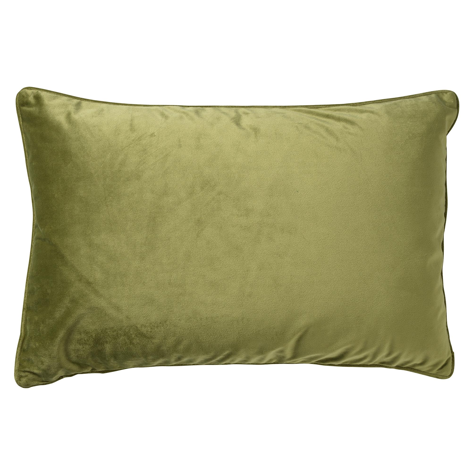 FINN - Sierkussen velvet Calliste Green 40x60 cm