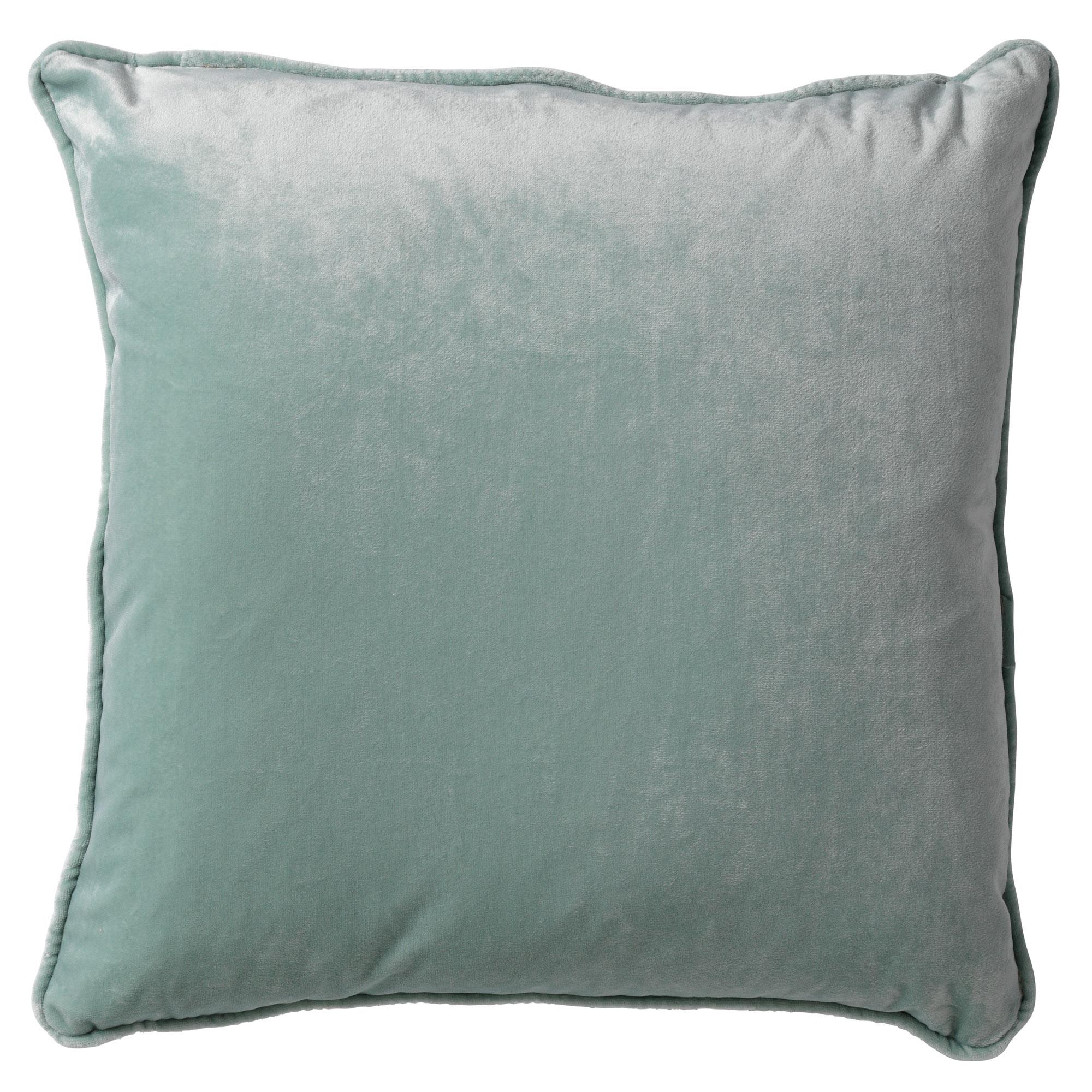 FINN - Sierkussen velvet Jadeite 60x60 cm