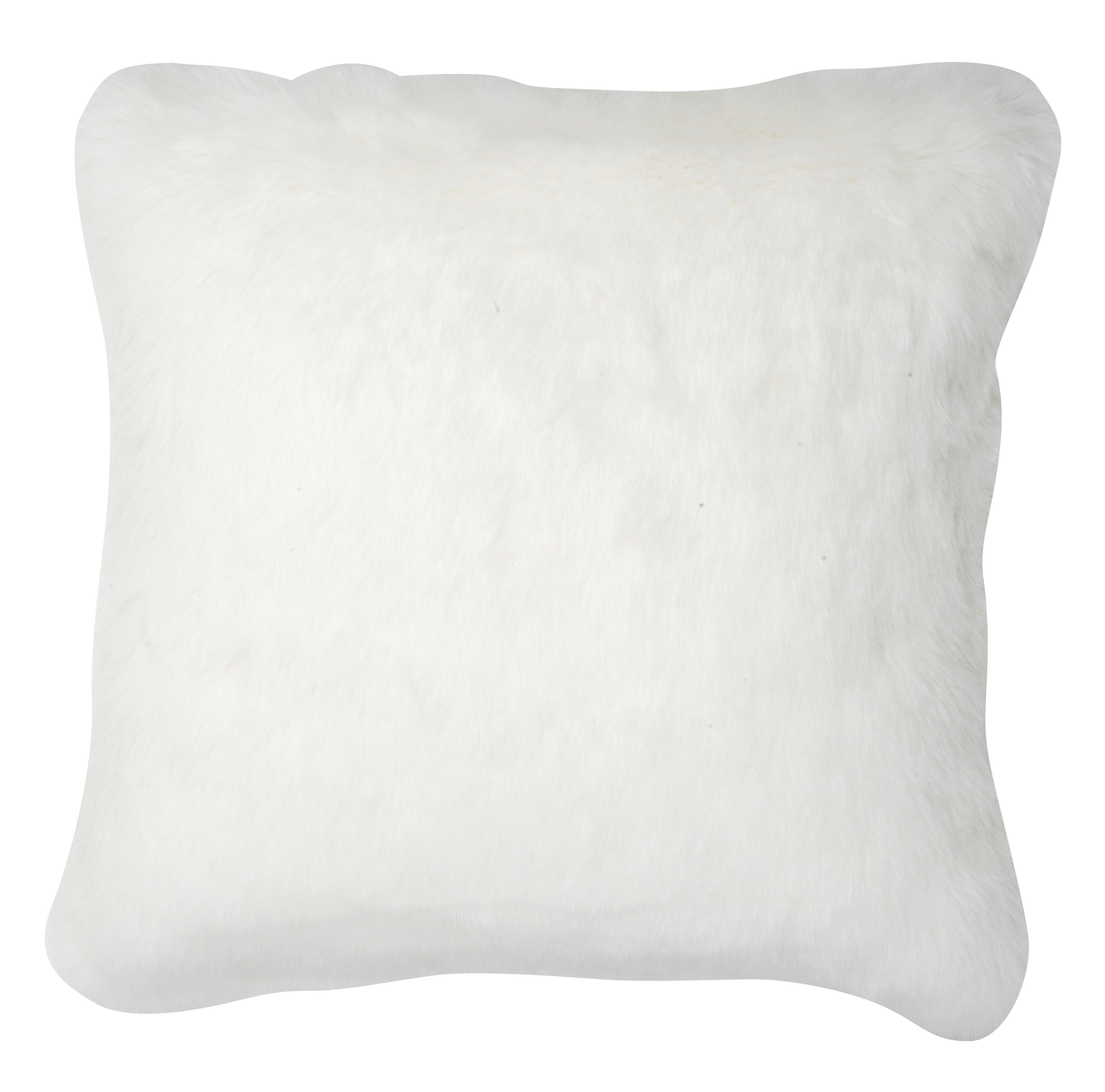 WALRA BENTE - Sierkussen Off White 45x45 cm