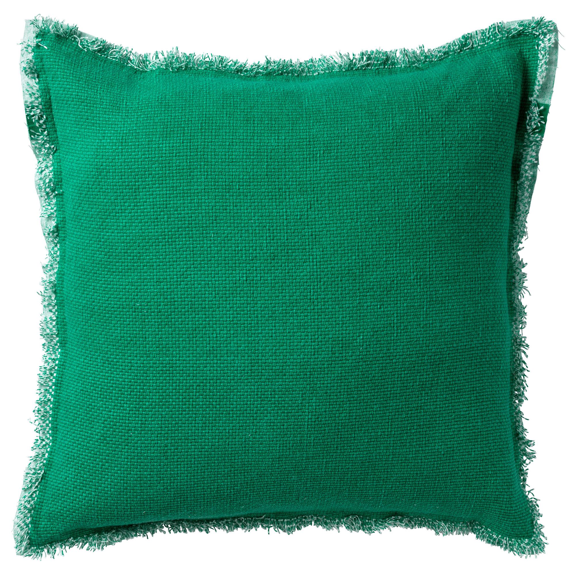 BURTO - Sierkussen van katoen Emerald 60x60 cm