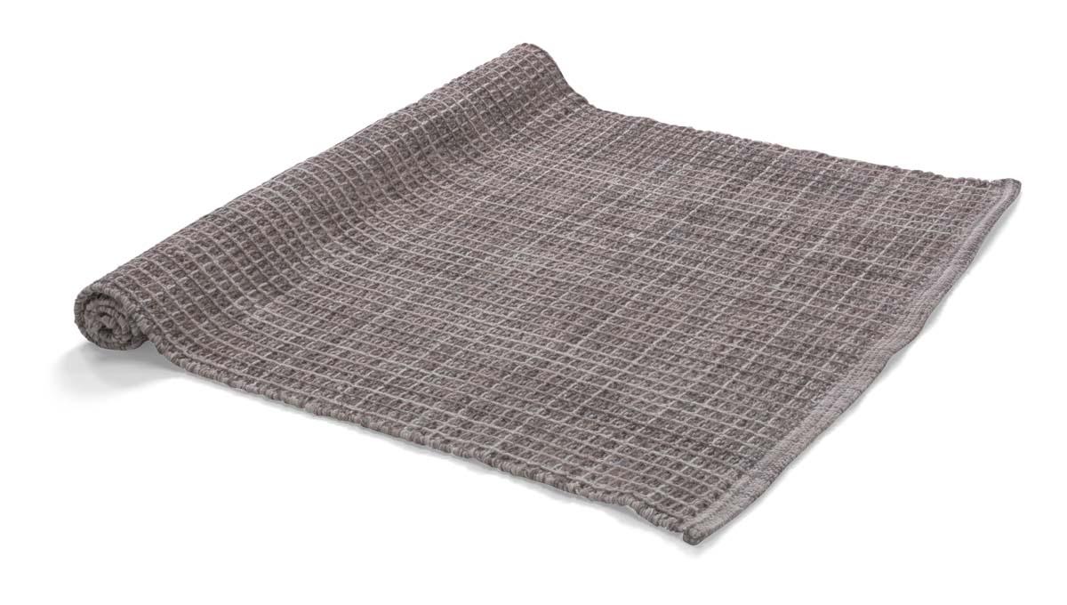 LIEVA - Vloermat zand multi 75x120 cm