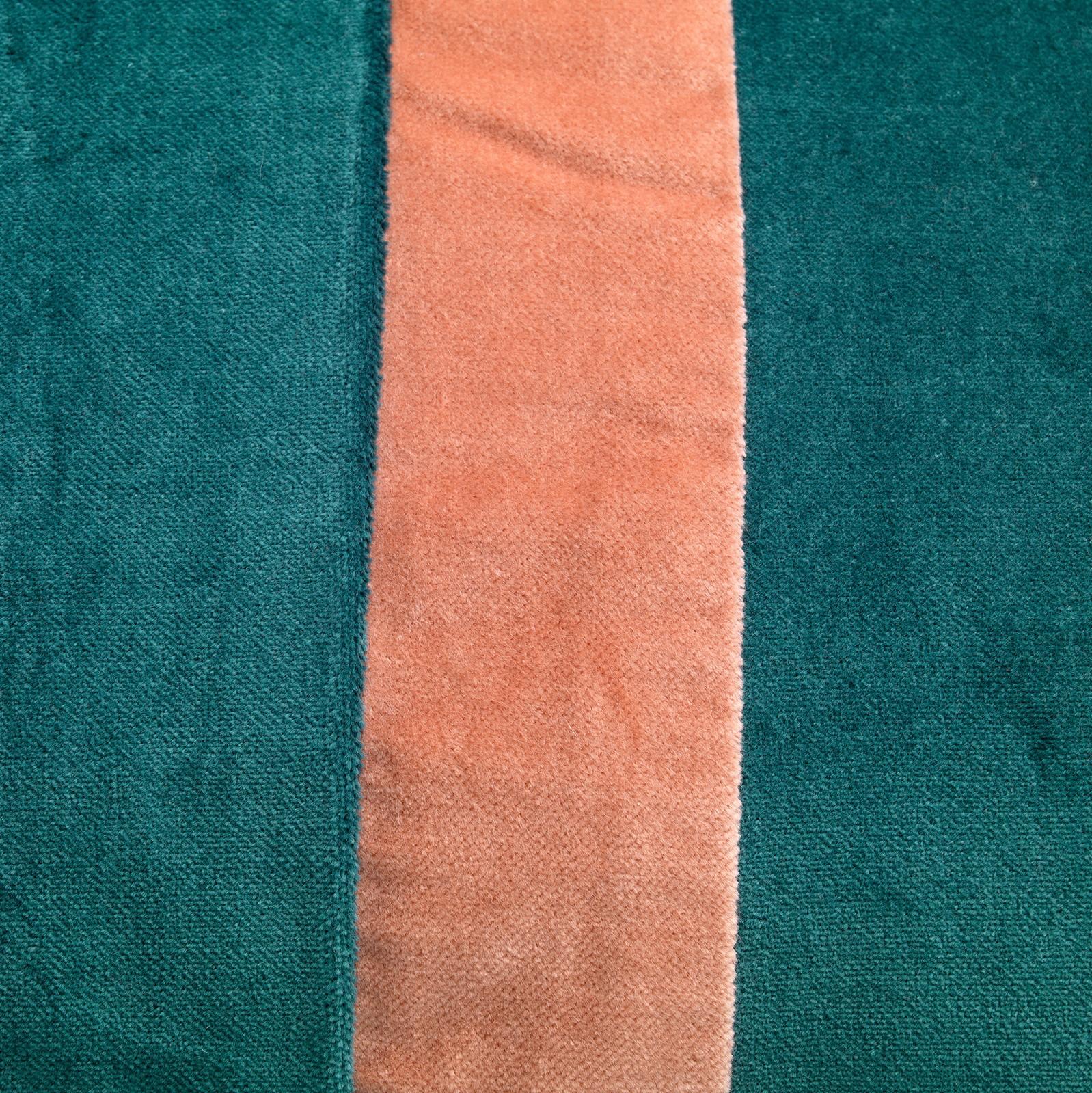 PIPPA - Sierkussen velvet Sagebrush Green 30x50 cm