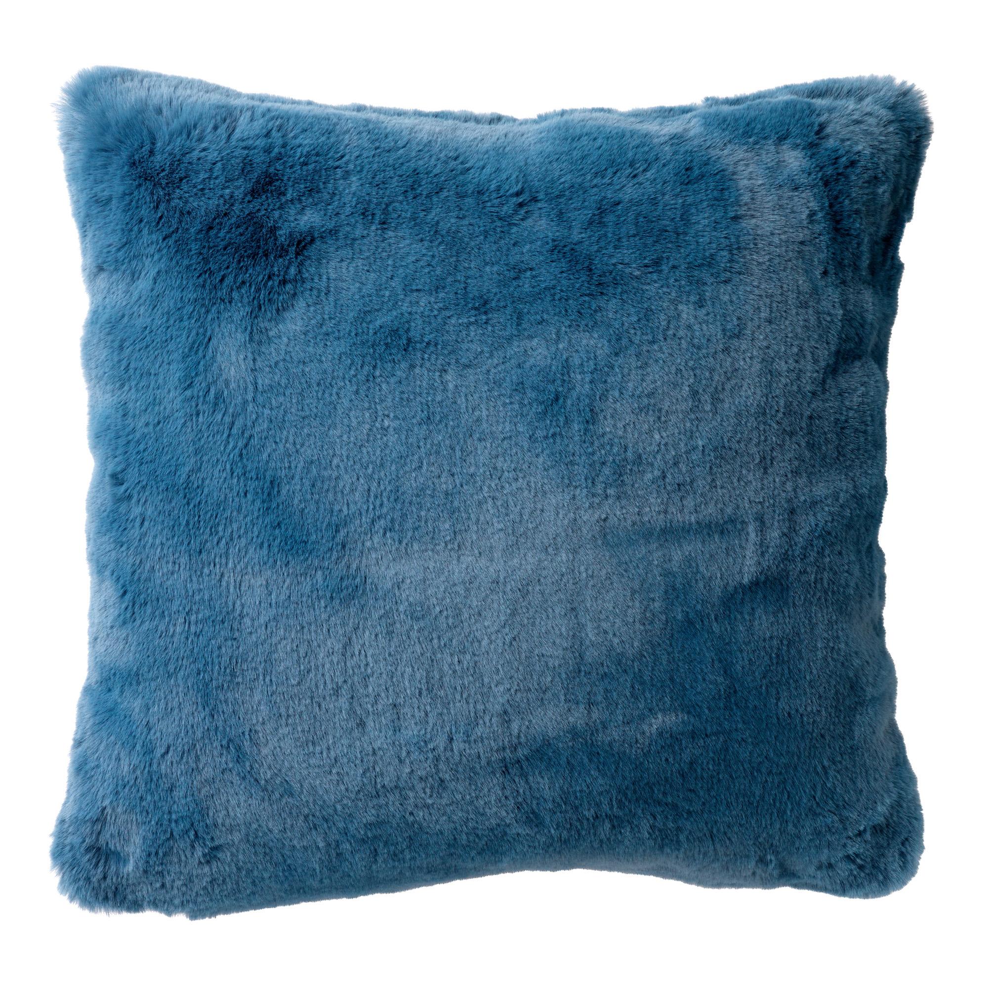 Sierkussen Zaya 45x45 cm Provincial Blue