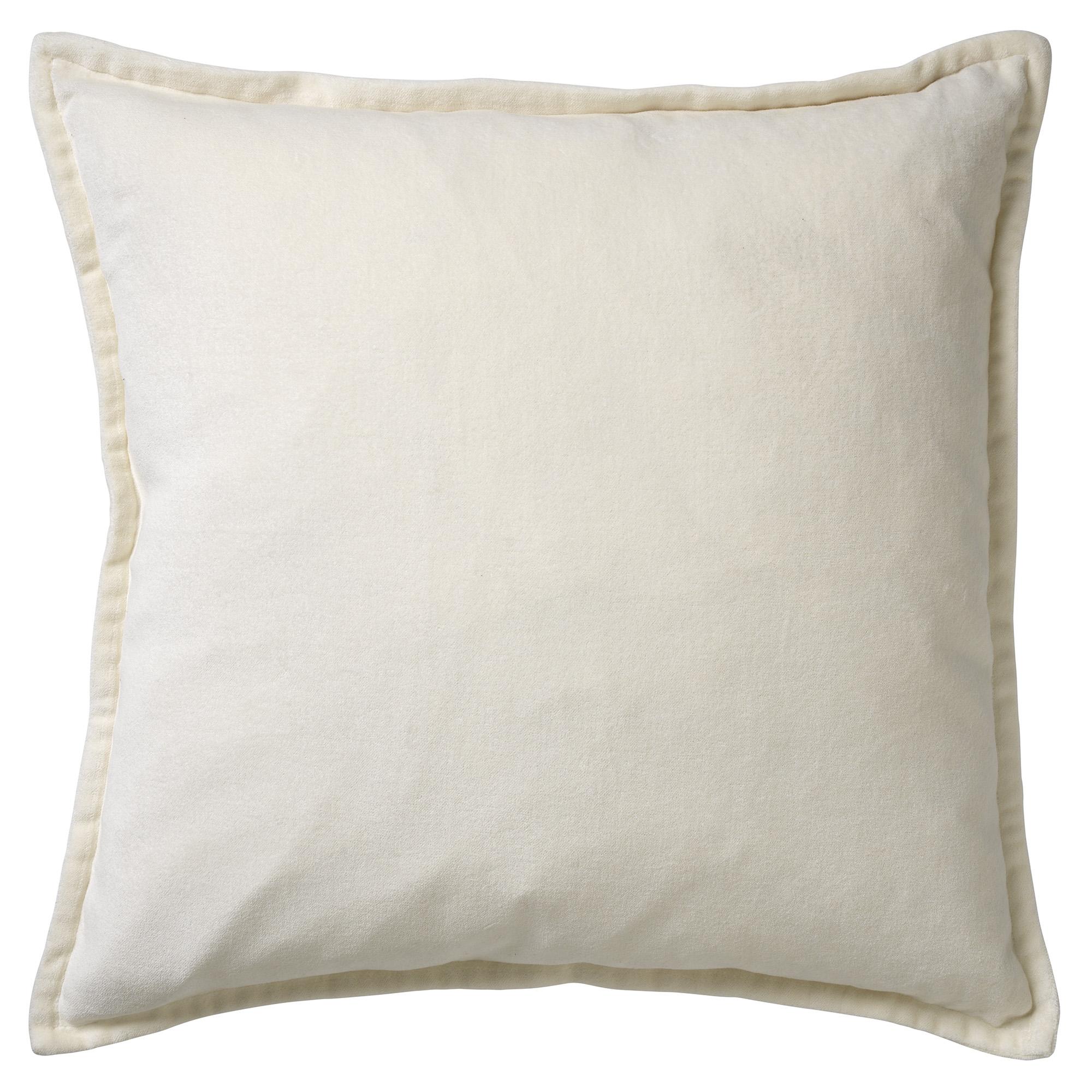 CAITH - Sierkussen velvet Snow White 50x50 cm
